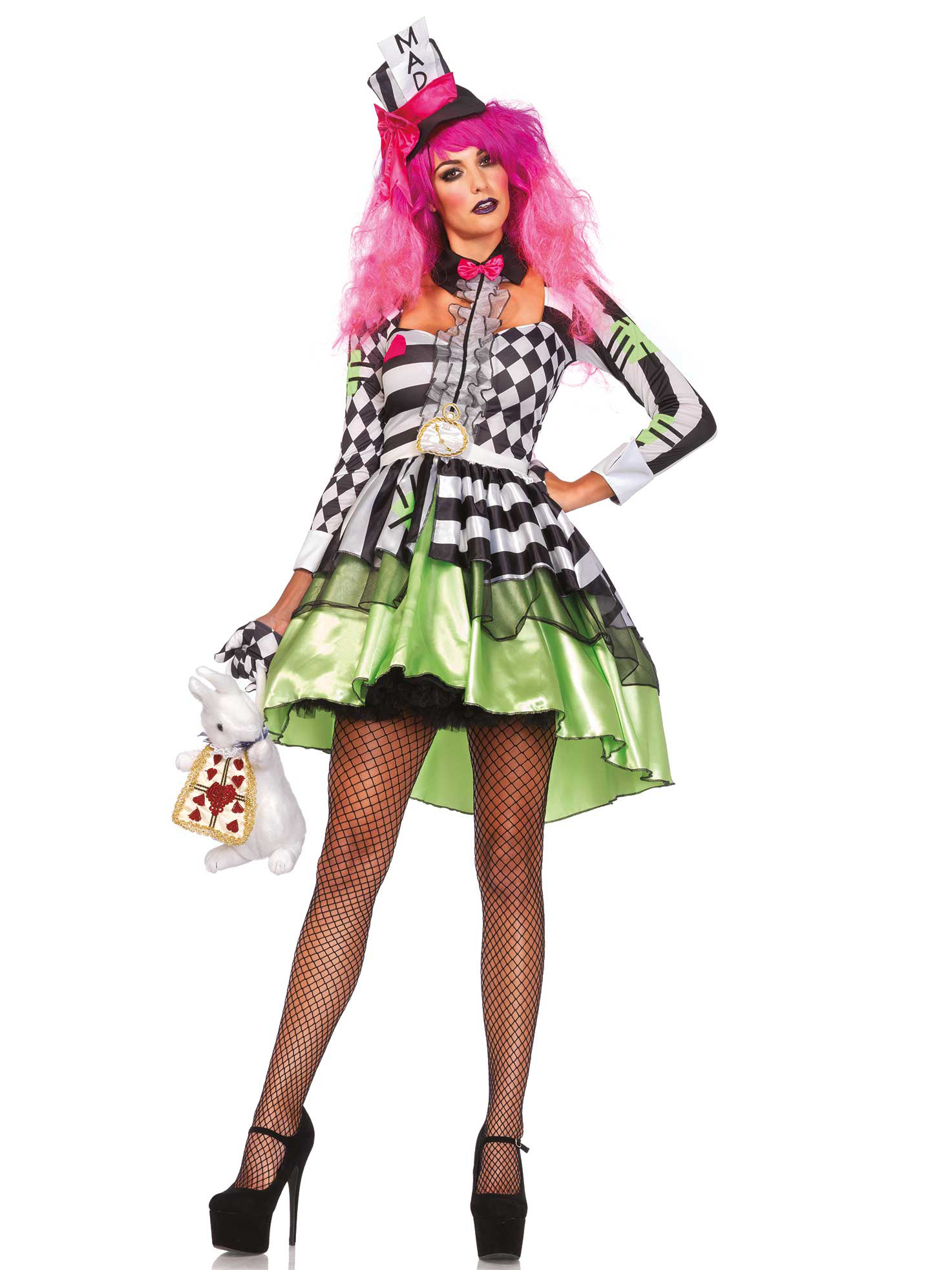 Disfraz Sombrerero loco mujer  Disfraces adultos 75418c193d0