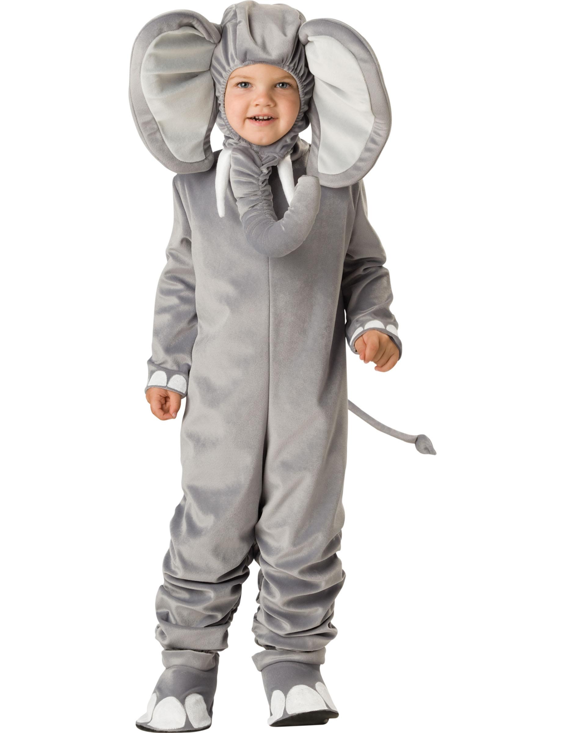 disfraz elefante para nio premium