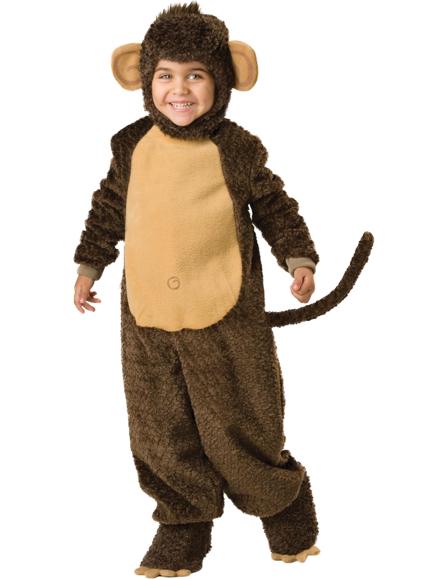 disfraz mono para nio premium