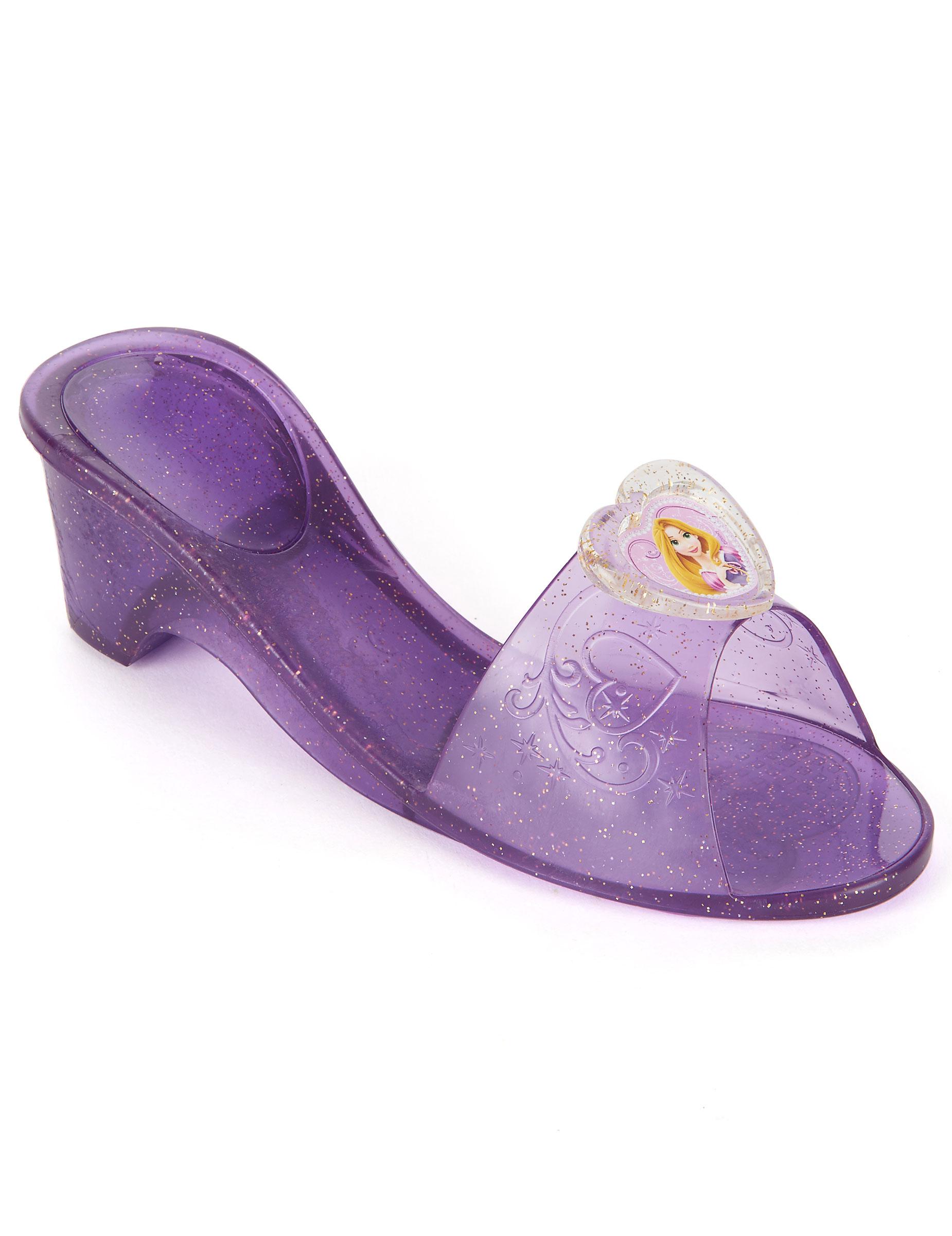 Zapatos rapunzel ni a accesorios y disfraces originales - Ideas para decorar zapatos de nina ...