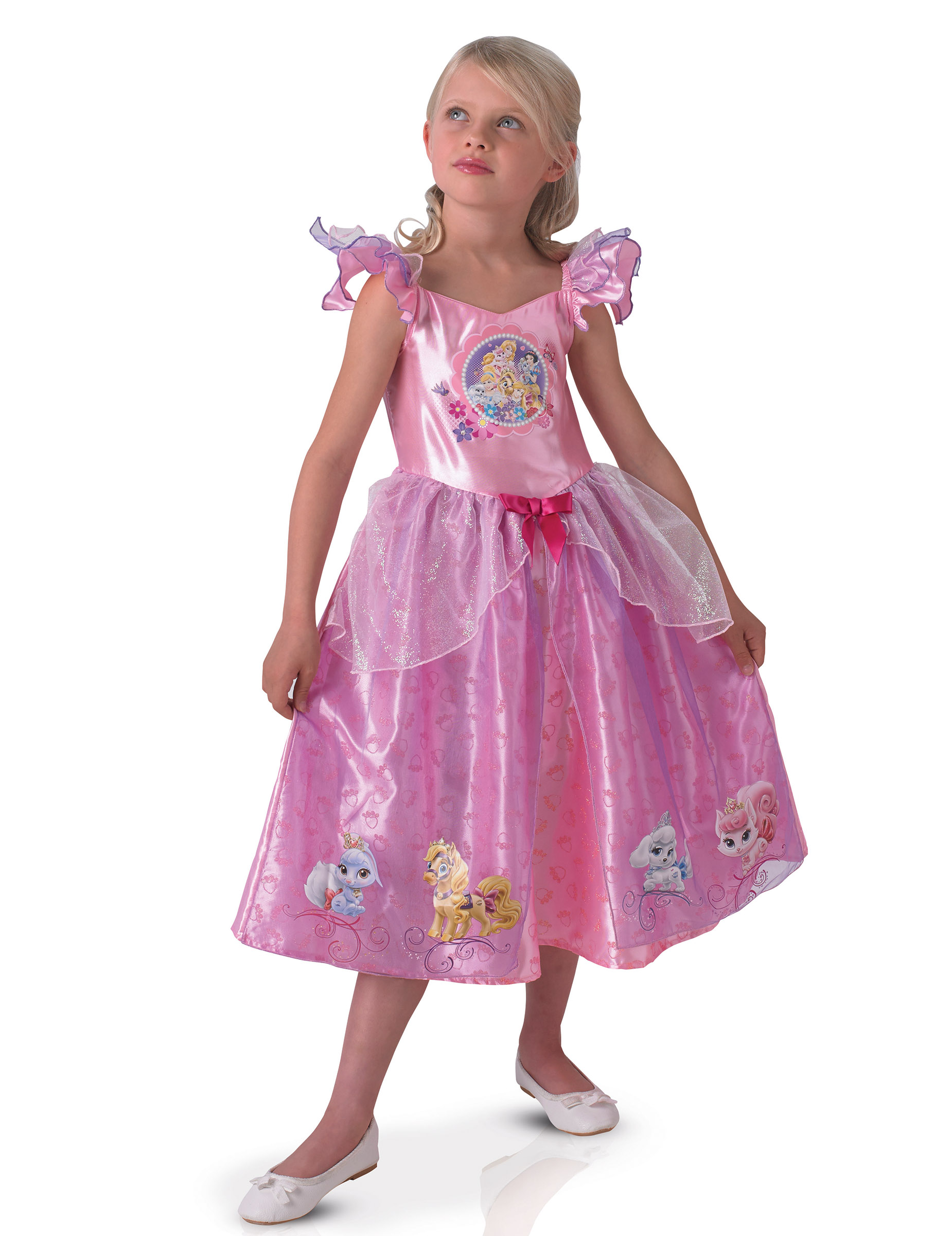 Disfraz Princesas Palace Pets™ niña Deluxe: Disfraces niños,y ...