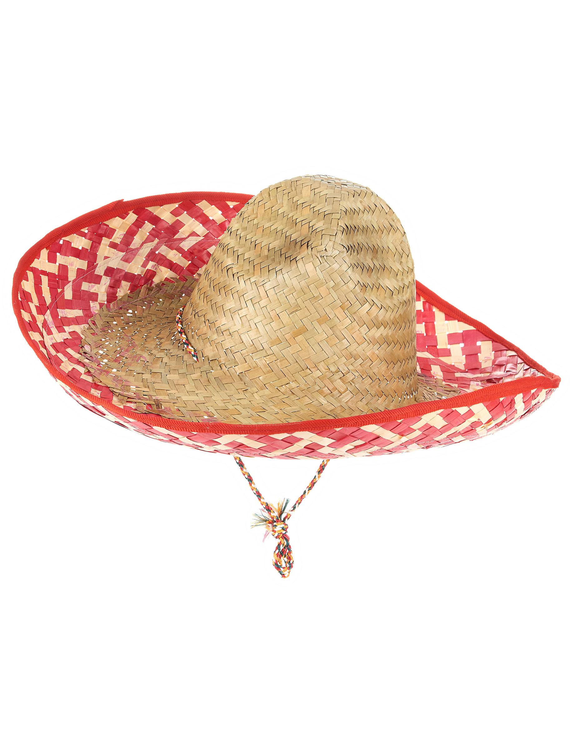 Sombrero mejicano adulto  Sombreros ff9db29ed78