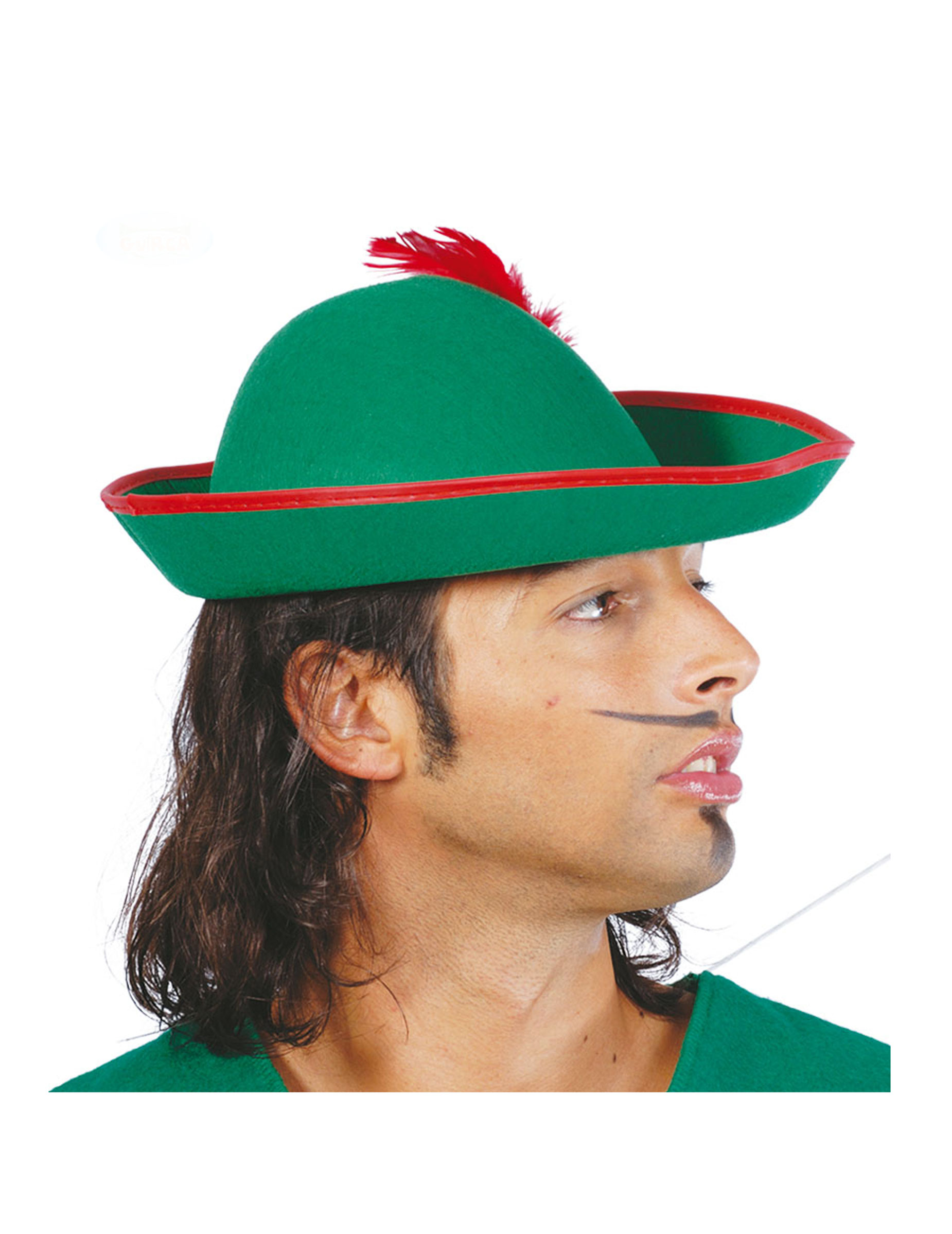 Gorro hombre del bosque adulto  Sombreros 29df18643b2