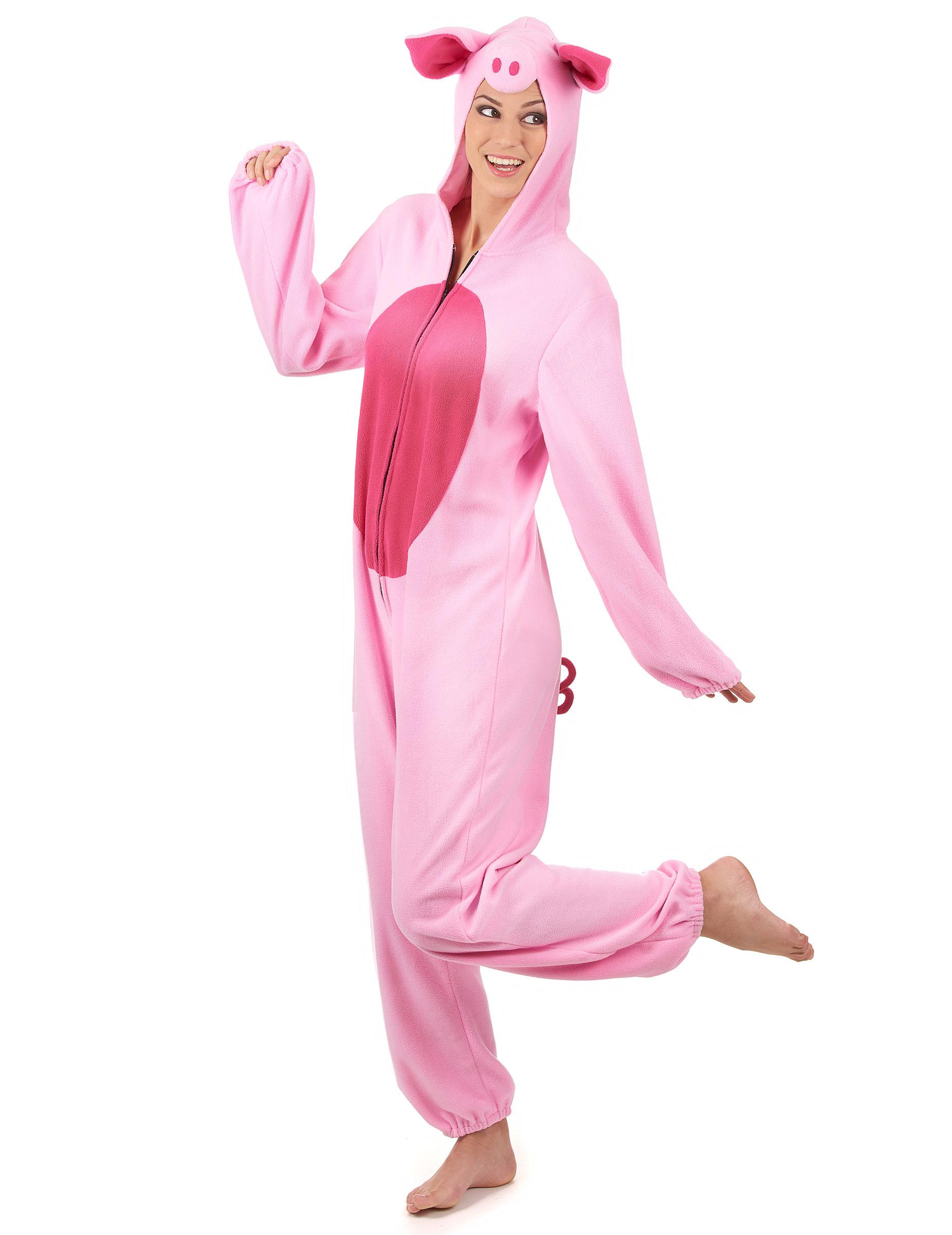 Disfraz cerdo hombre: Disfraces adultos,y disfraces originales ...