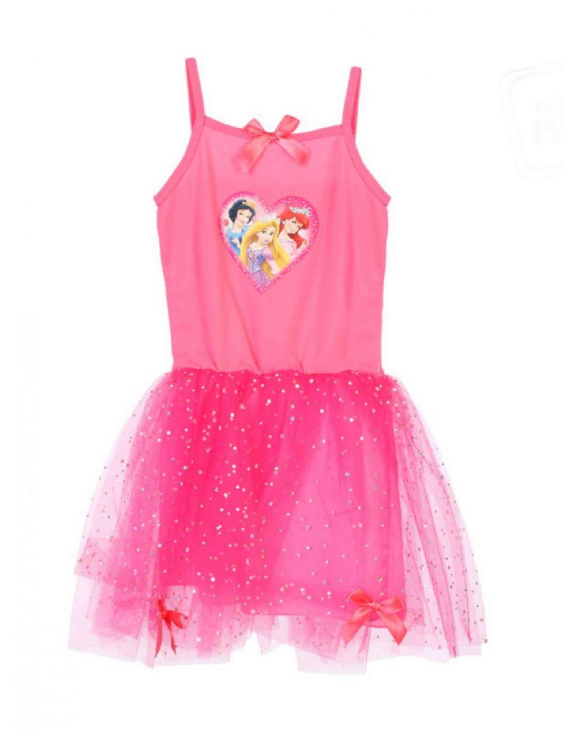 Vestido Princesas Disney Niña Disfraces Niñosy Disfraces