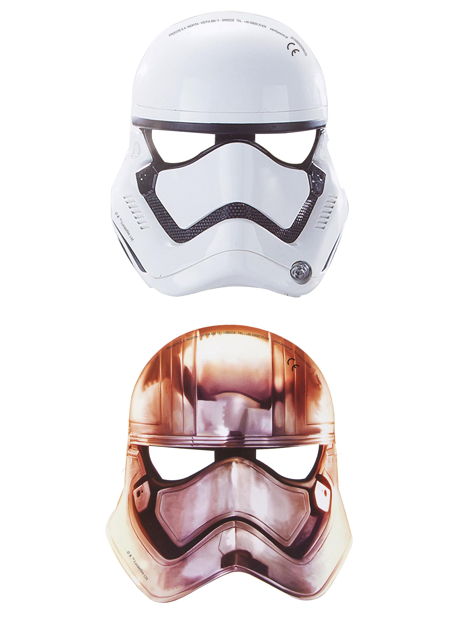 Venta de máscaras oficiales y caretas de famosos en Vegaoo.es