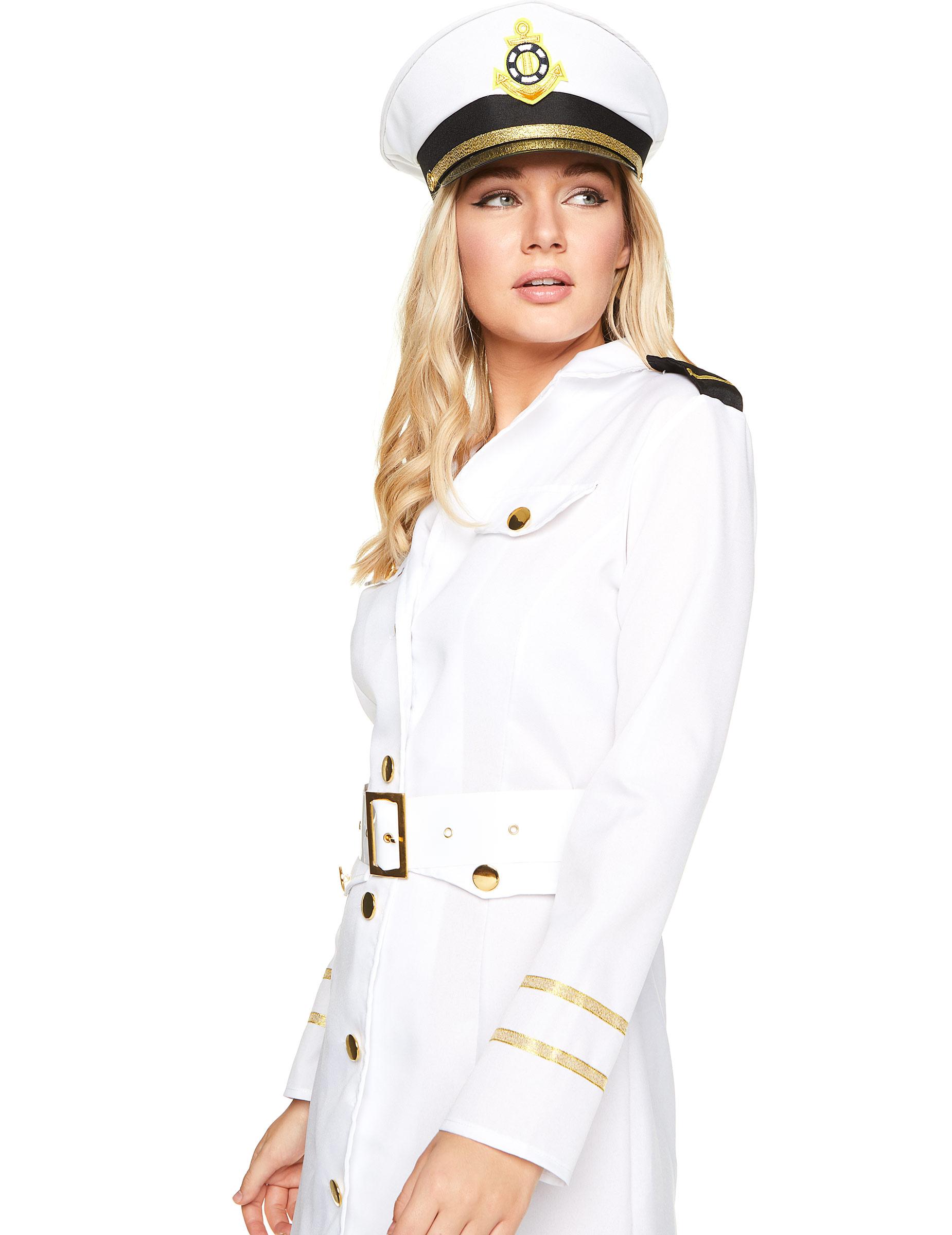 cceae4a14 Disfraz capitana marinera mujer