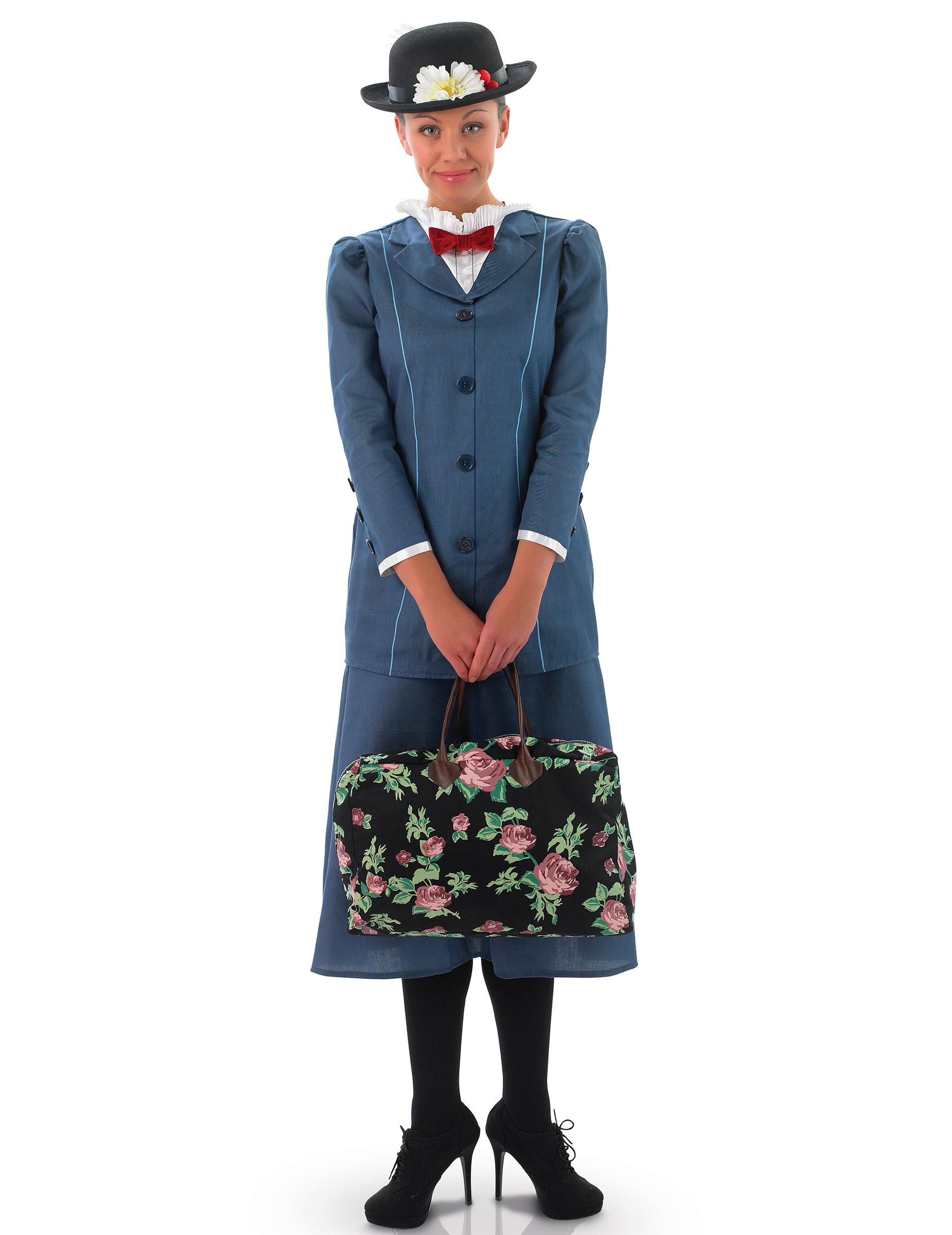 disfraz adulto mary poppins disfraces adultos y disfraces originales baratos vegaoo. Black Bedroom Furniture Sets. Home Design Ideas
