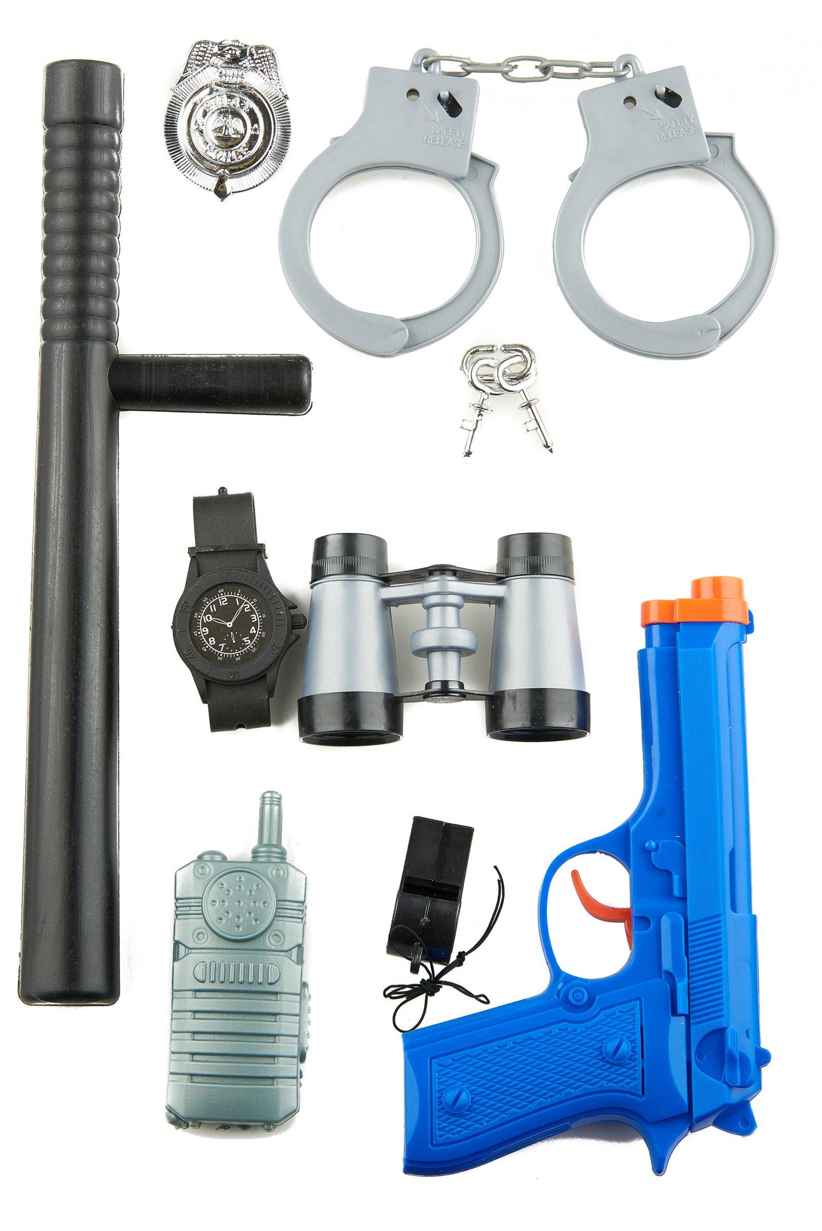 Kit de accesorios policía niño  Accesorios eabb1e7a77b