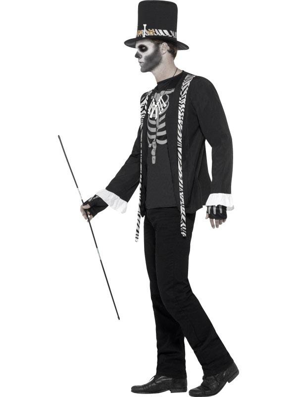 disfraz de seor de la muerte hombre halloween