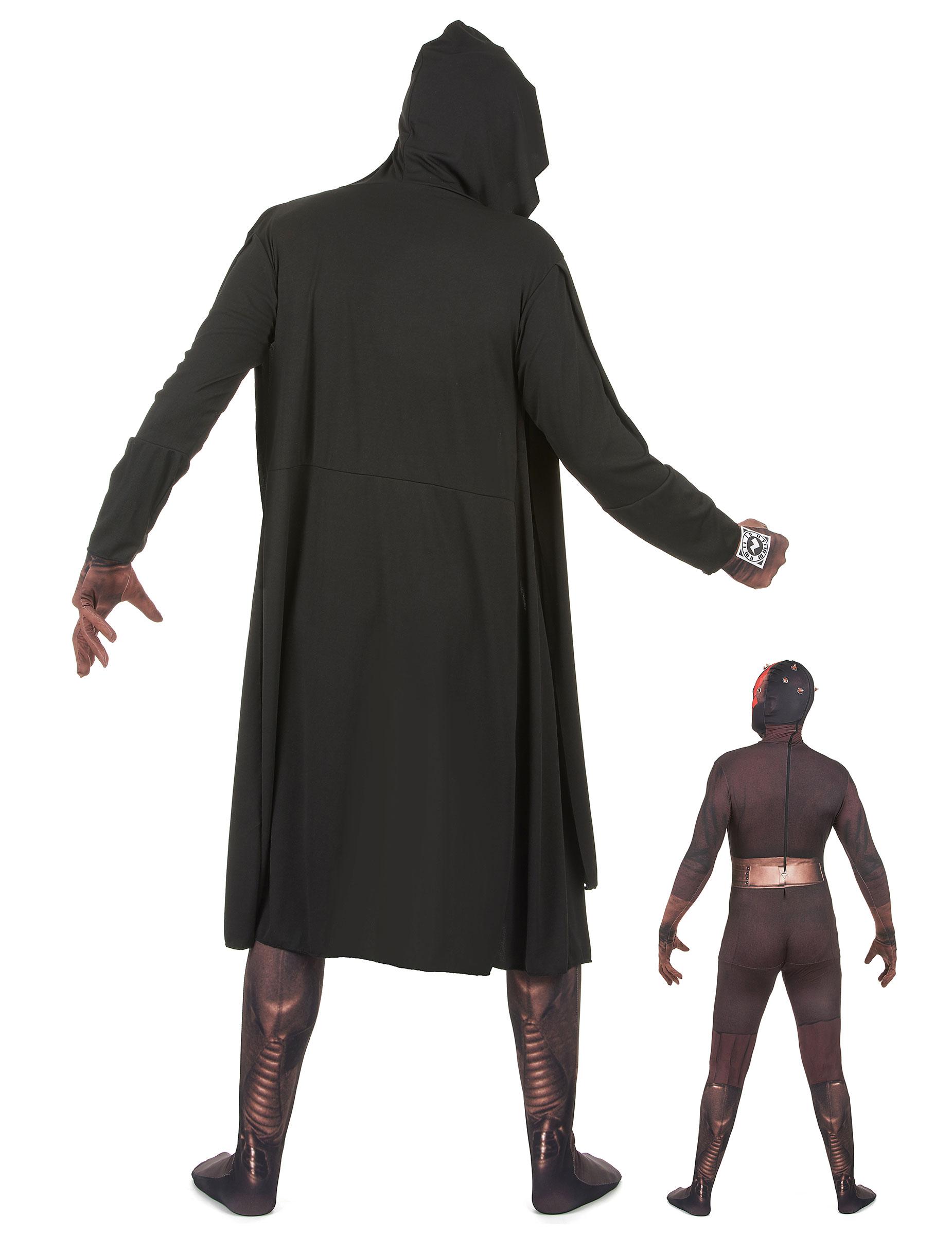 Disfraz de Darth maul adulto