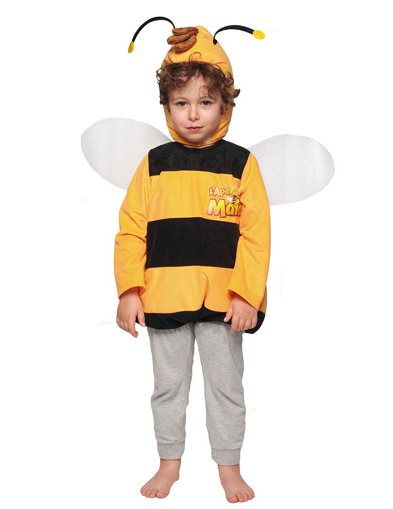 Disfraz Willy Abeja Maya™ niño: Disfraces niños,y disfraces originales baratos - Vegaoo