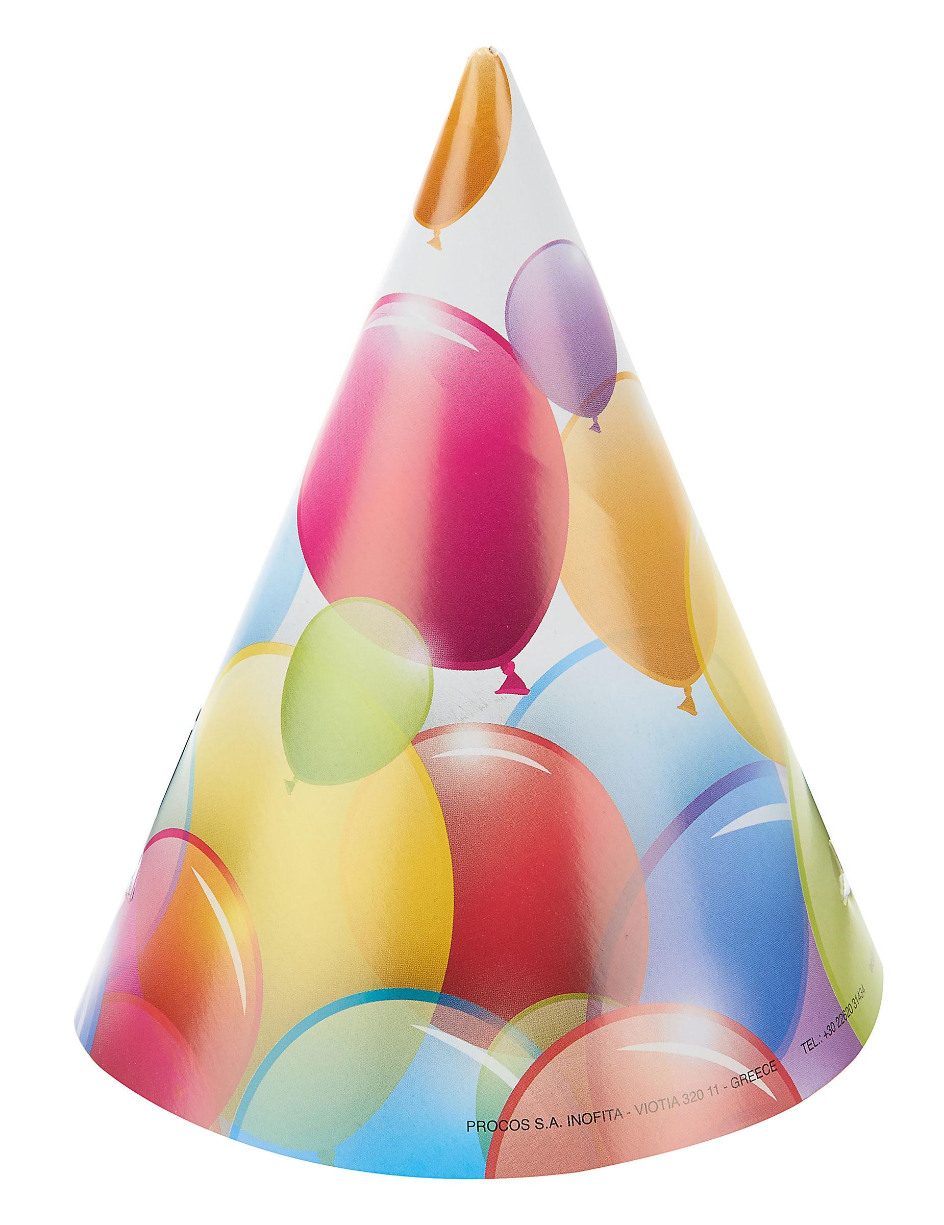 Sombreros para fiestas globos decoración disfraces originales jpg 1850x2400 Sombreros  para fiestas b8bc185de0c