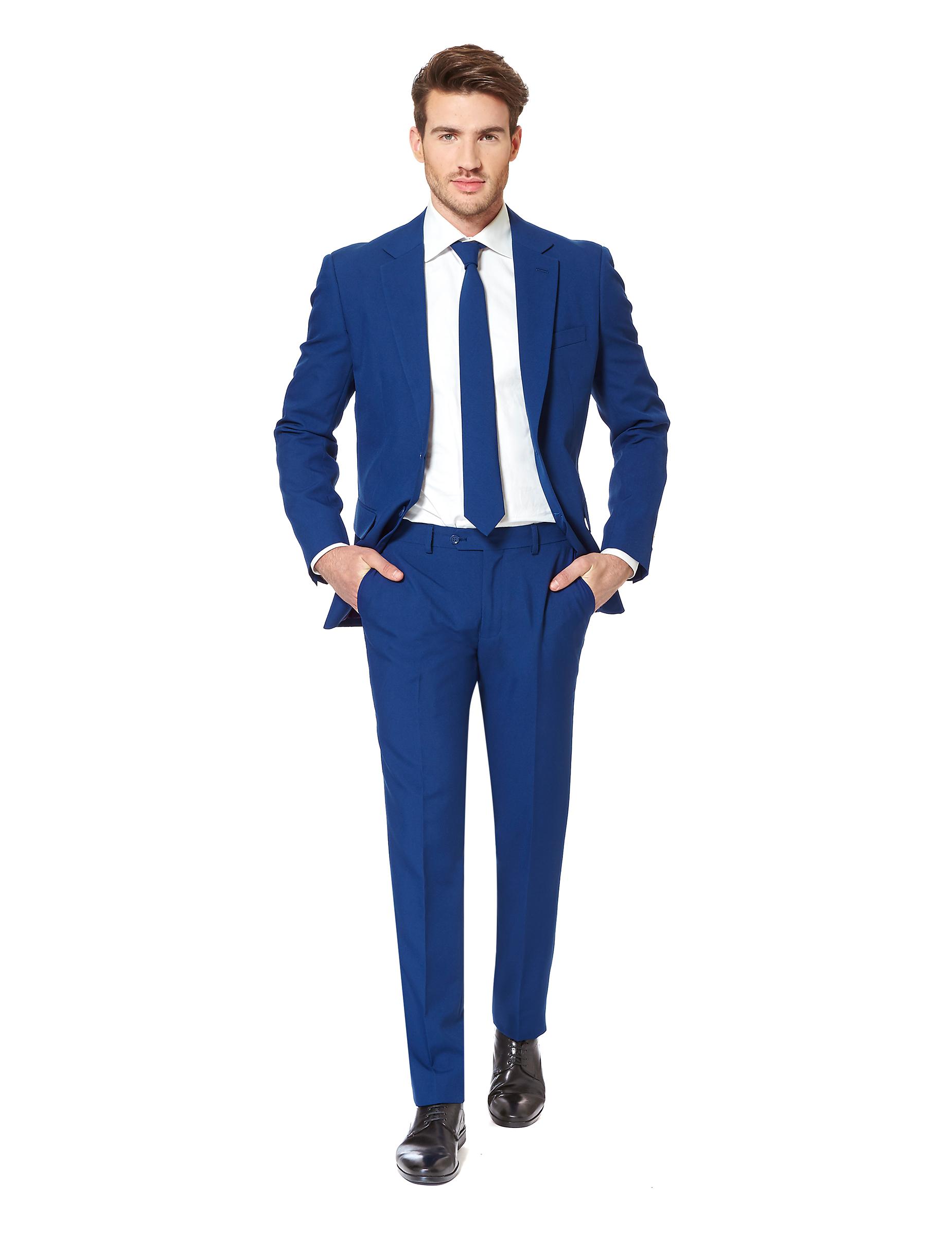 Traje Mr. Azul marino hombre Opposuits™  Disfraces adultos 228e191c87e4