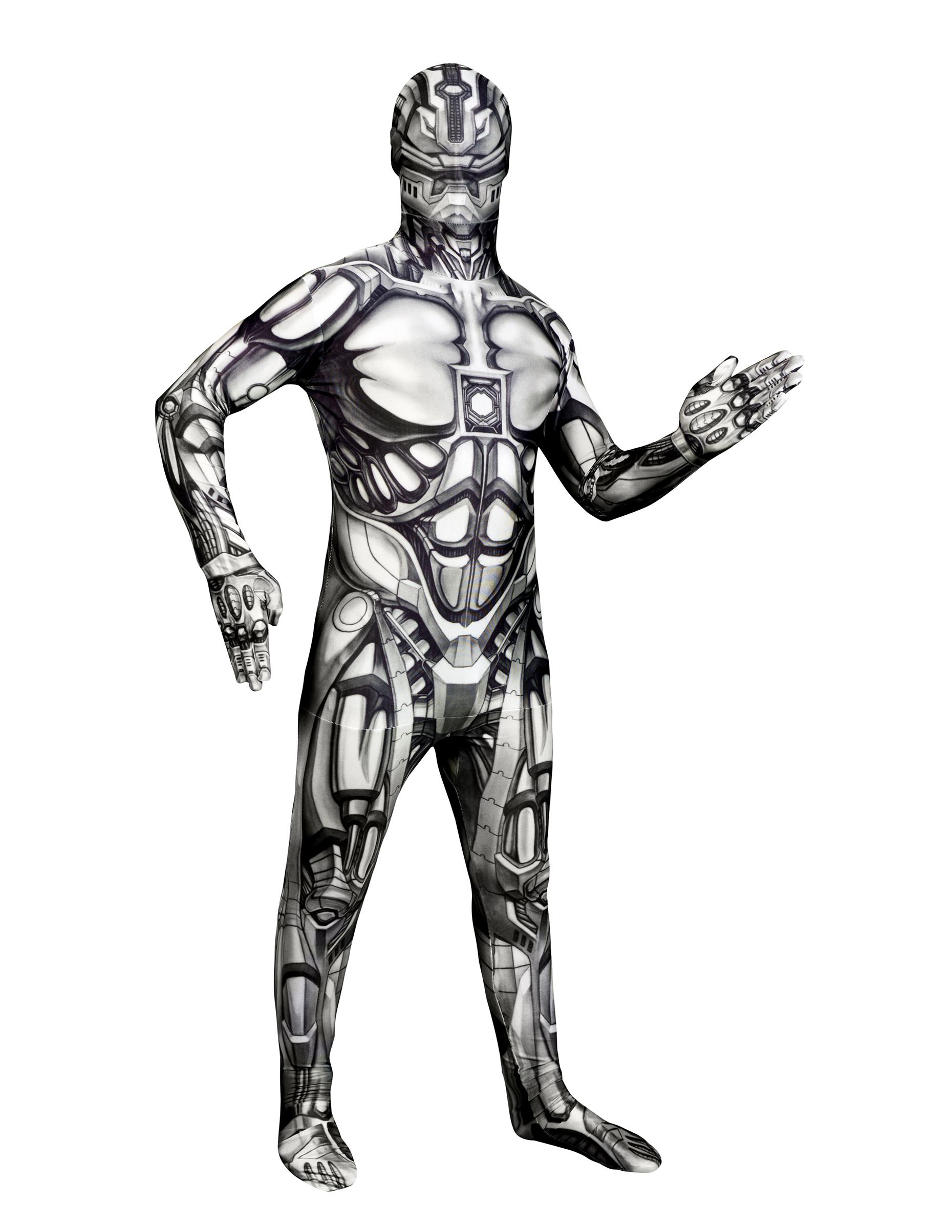 Disfraz Androide niño Morphsuits™  Disfraces niños 961b26b5aef