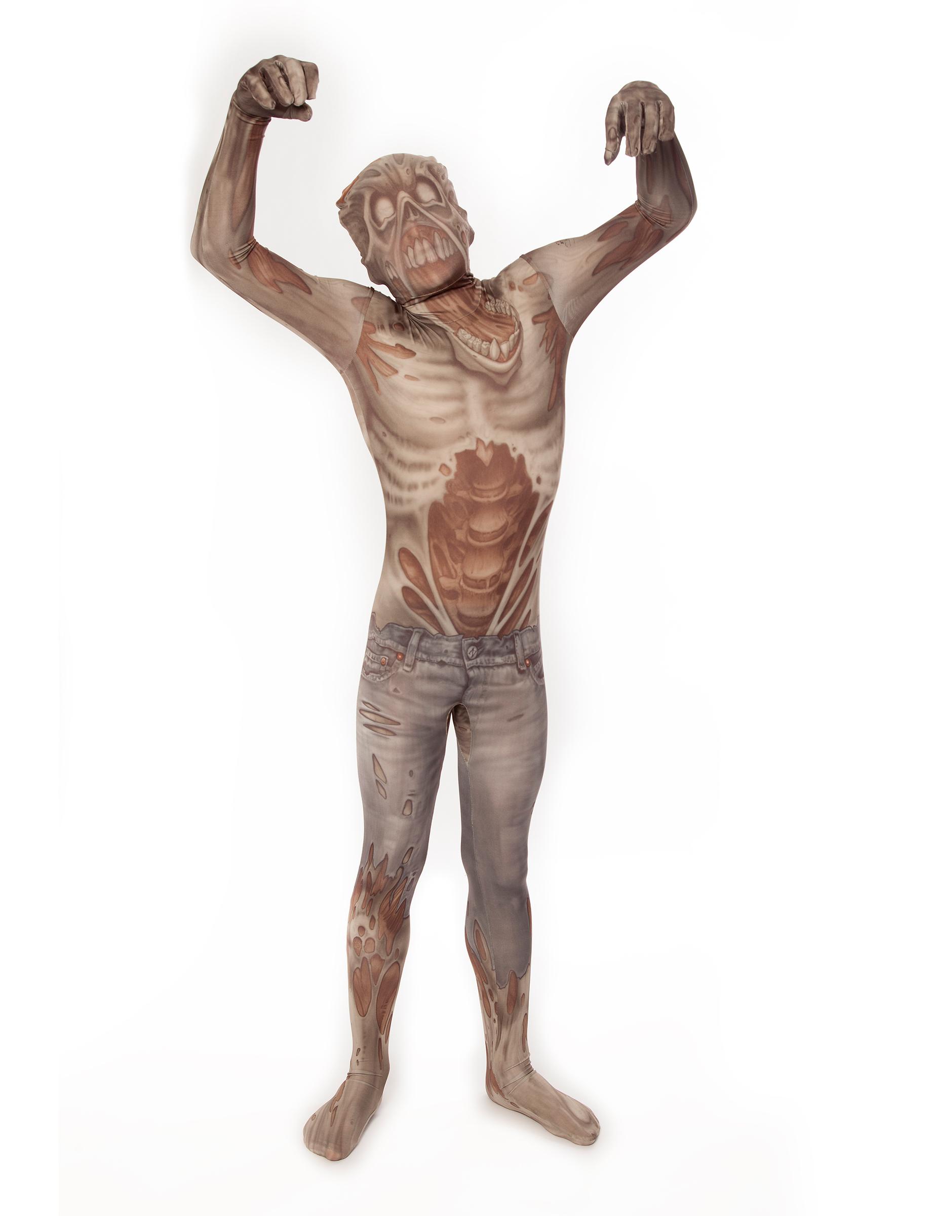 Disfraz de zombie niño Morphsuits™  Disfraces niños be5f0b98bd7
