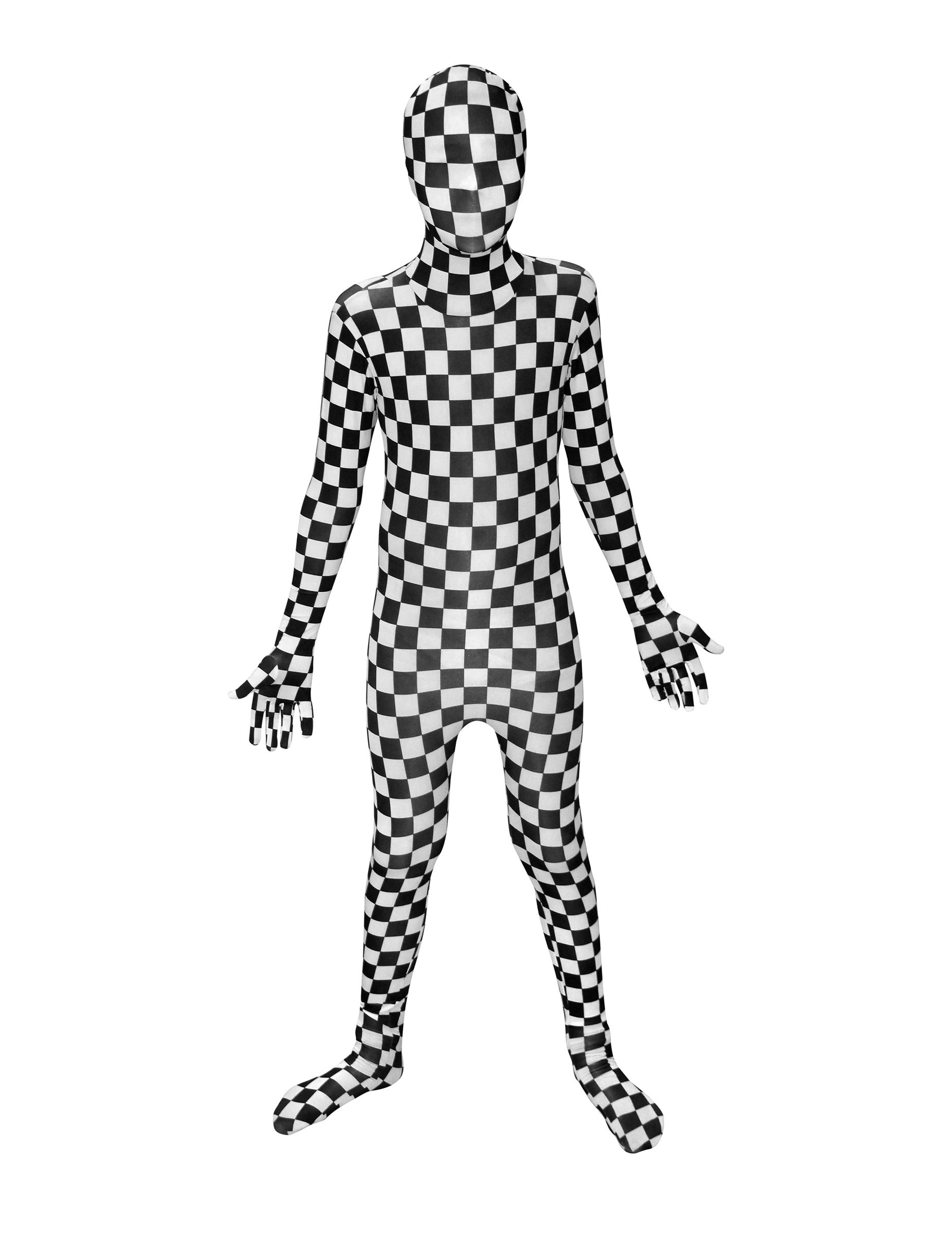 Disfraz de ajedrez niño Morphsuits™  Disfraces niños b9a309c1ab6