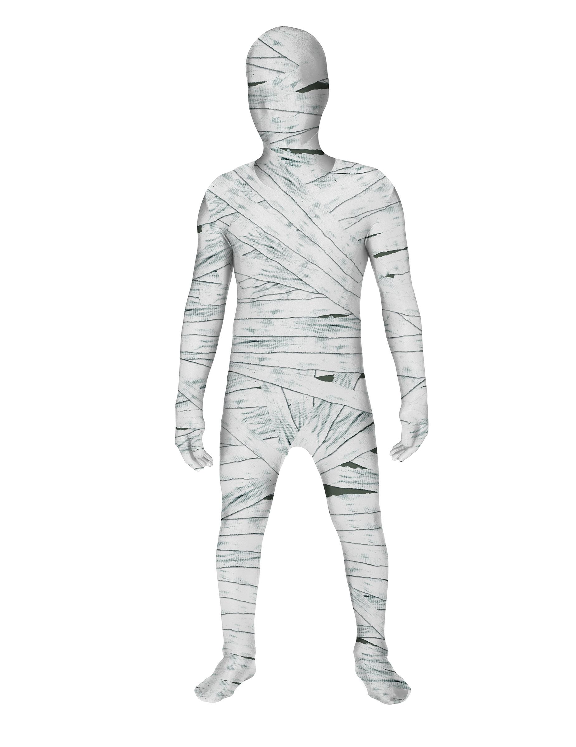 Disfraz de momia niño Morphsuits™  Disfraces niños 03bc36108f6