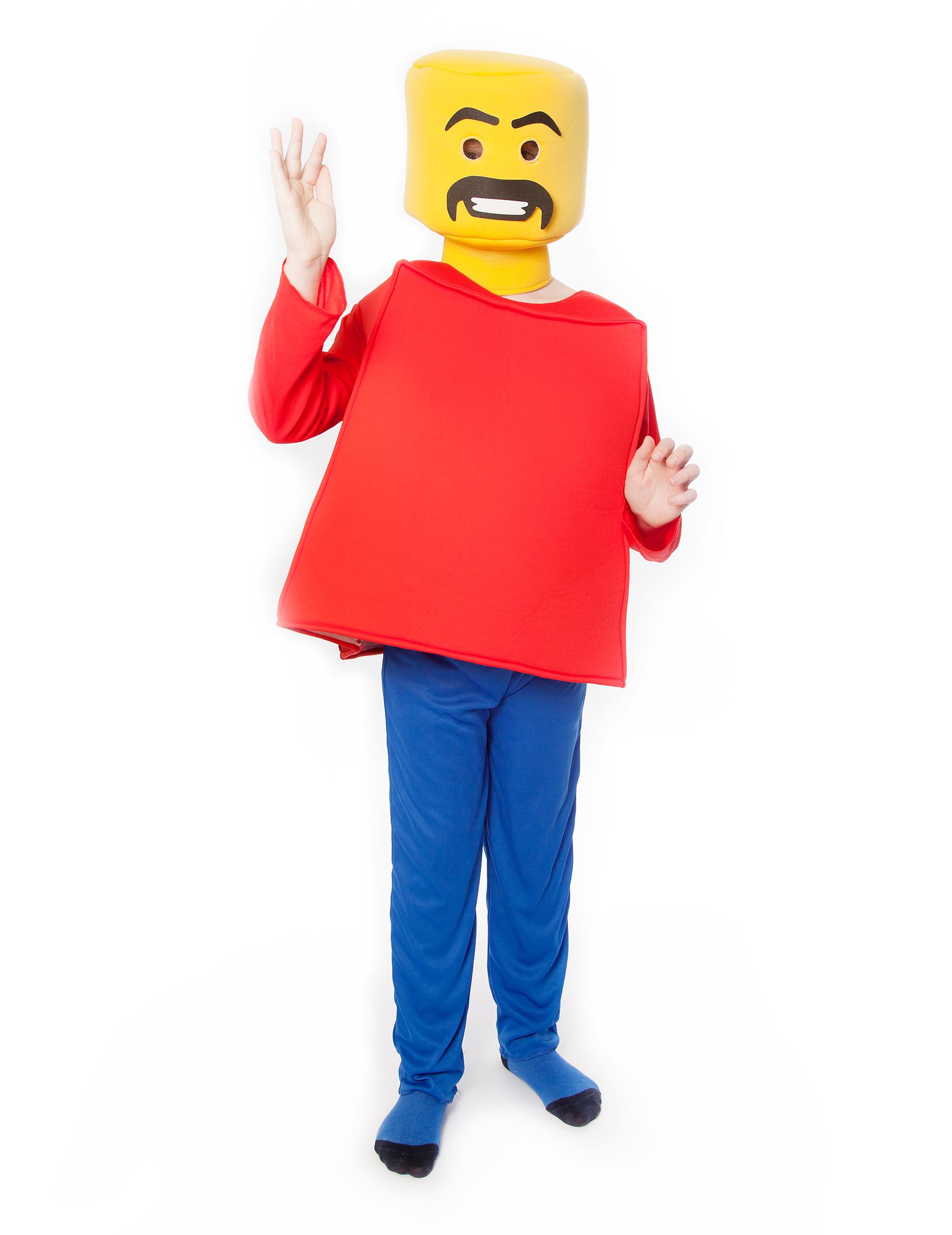Disfraz de lego Morphsuits™ niño  Disfraces niños e34141ac8ae