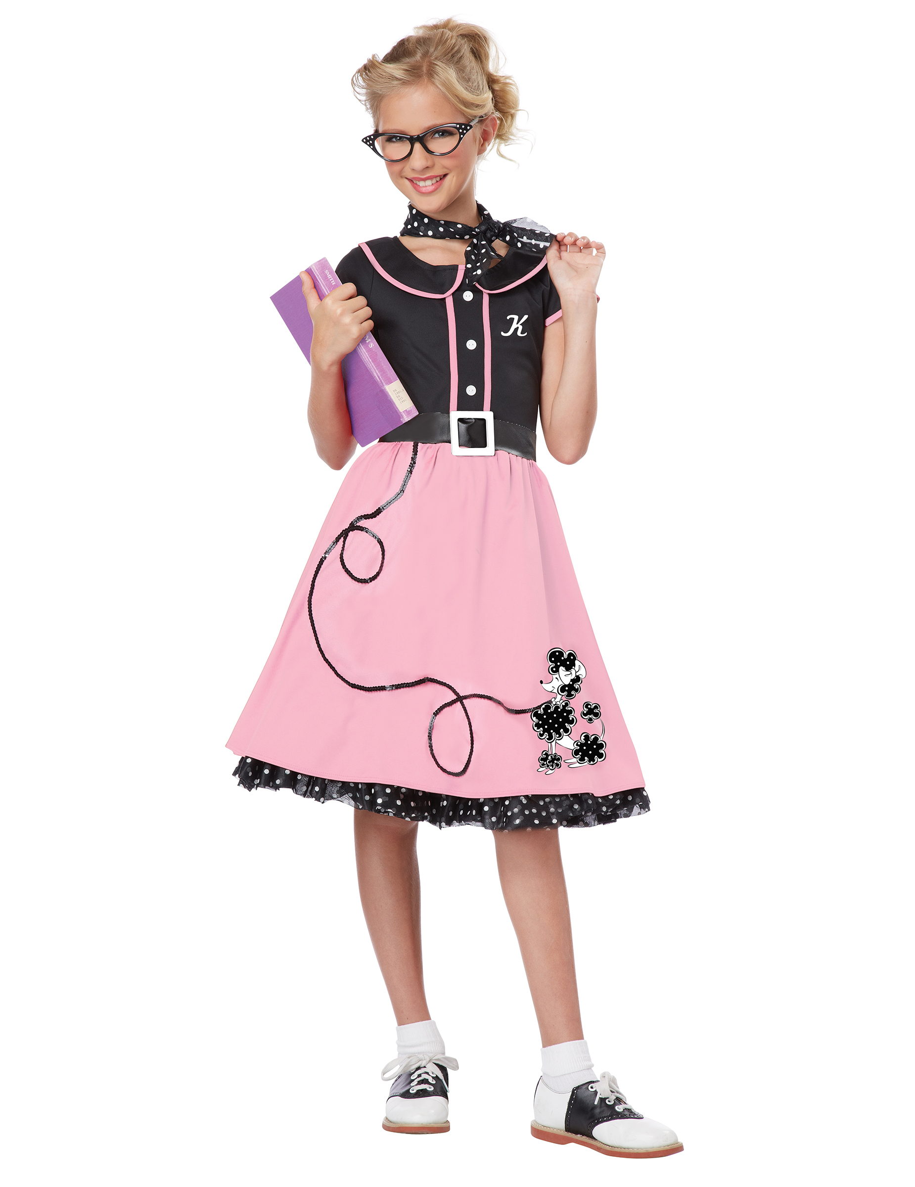 Disfraz años 50 niña: Disfraces niños,y disfraces originales baratos ...