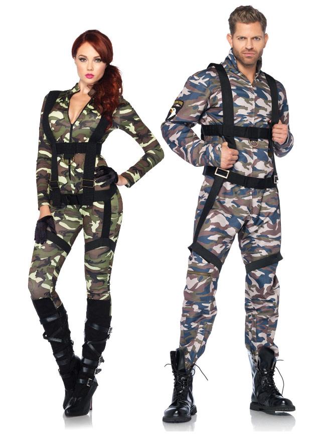 Pareja militar gay