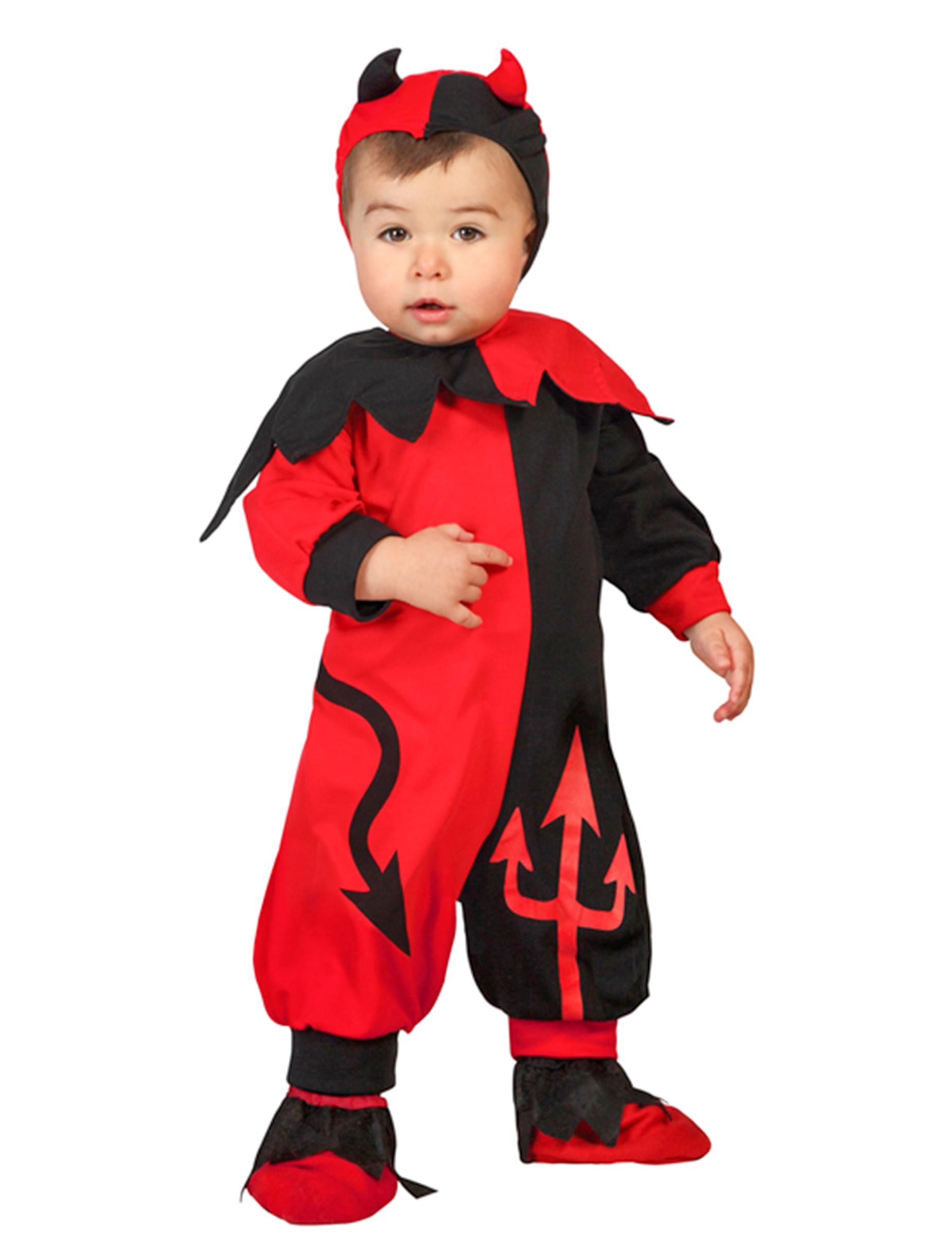 Disfraz de diablo beb ni o disfraces ni os y disfraces - Disfraces bebe halloween ...