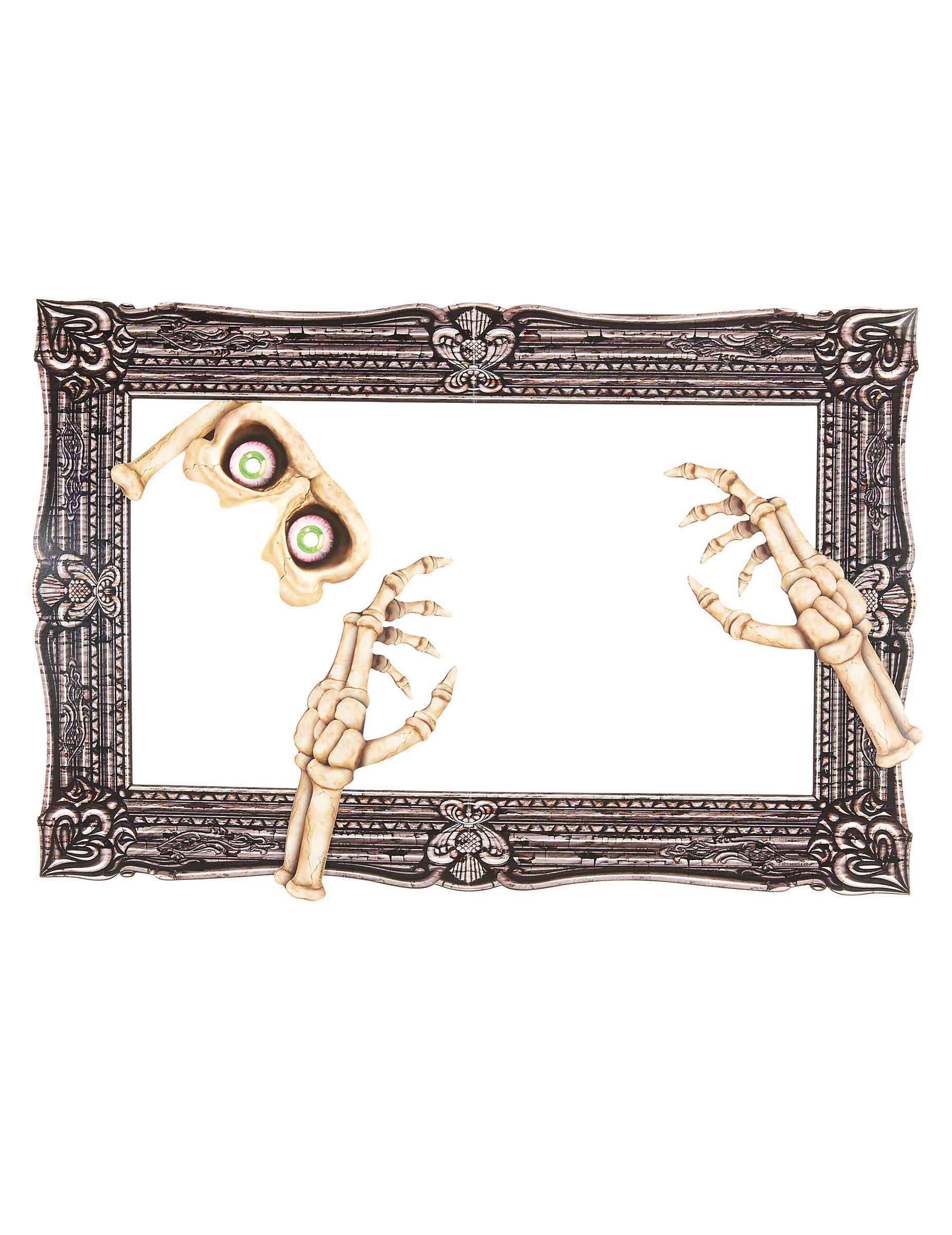 Kit photocall con marco Halloween: Decoración,y disfraces originales ...