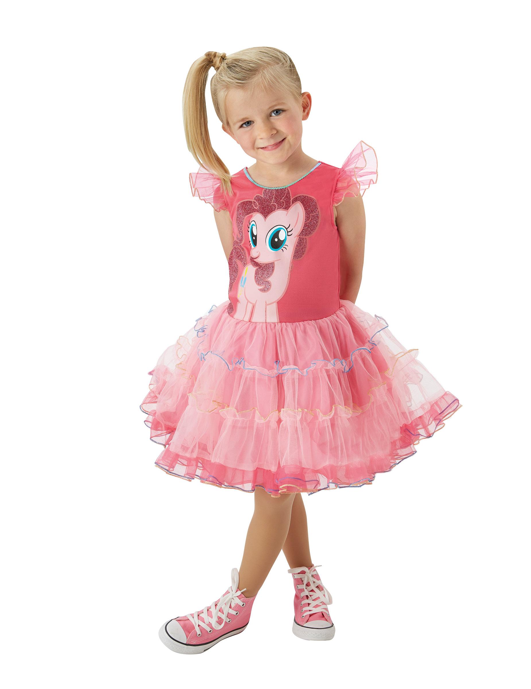 Disfraz clásico Pinkie Pie niña-My little Pony™: Disfraces niños,y ...