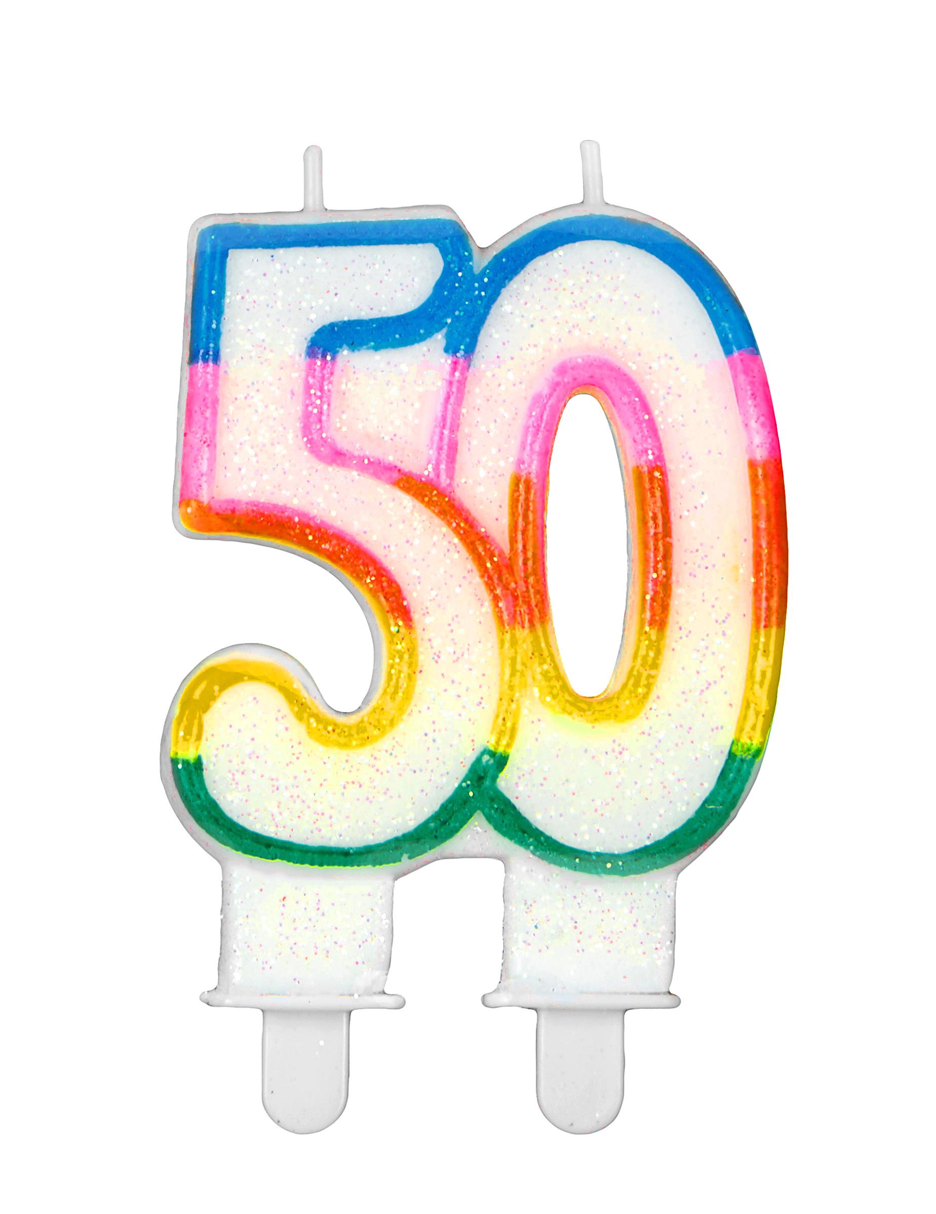 Vela de cumplea os 50 a os decoraci n y disfraces - Decoracion 50 cumpleanos ...