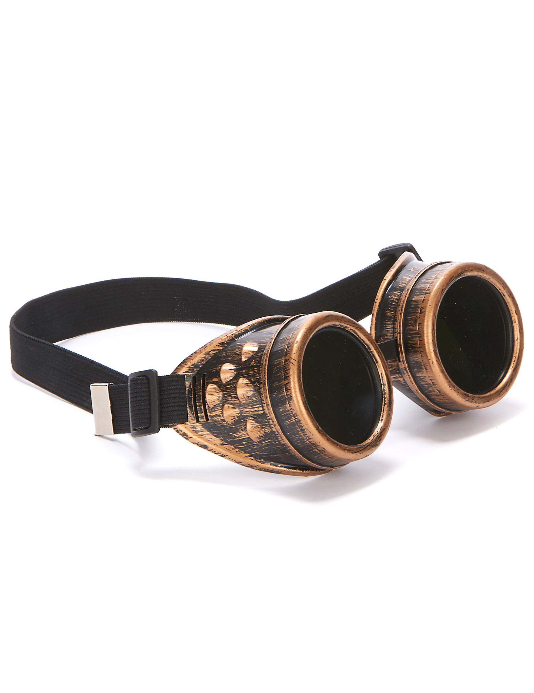 6e4dd3201c Gafas aviador cobre Steampunk adulto: Accesorios,y disfraces ...