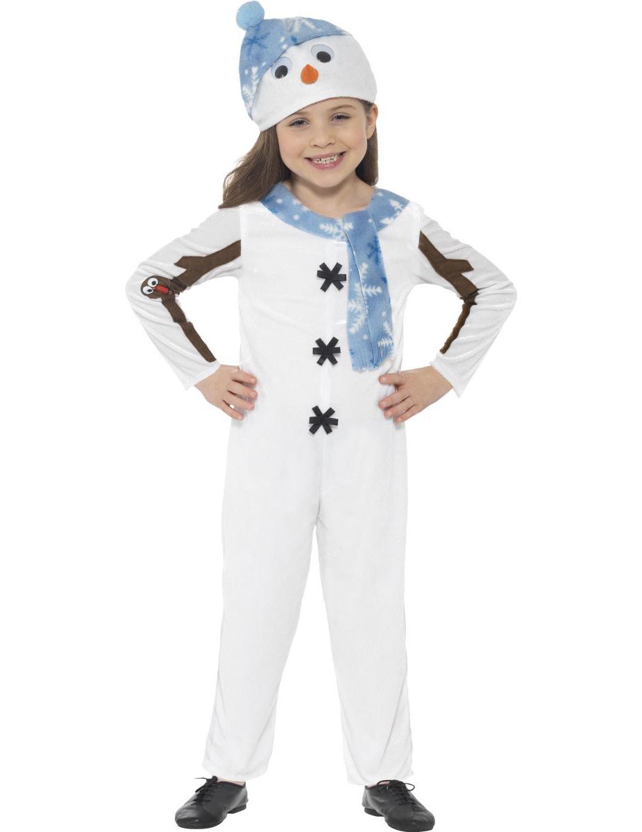 Disfraz traje mu eco de nieve ni o navidad disfraces - Disfraces para navidad ninos ...