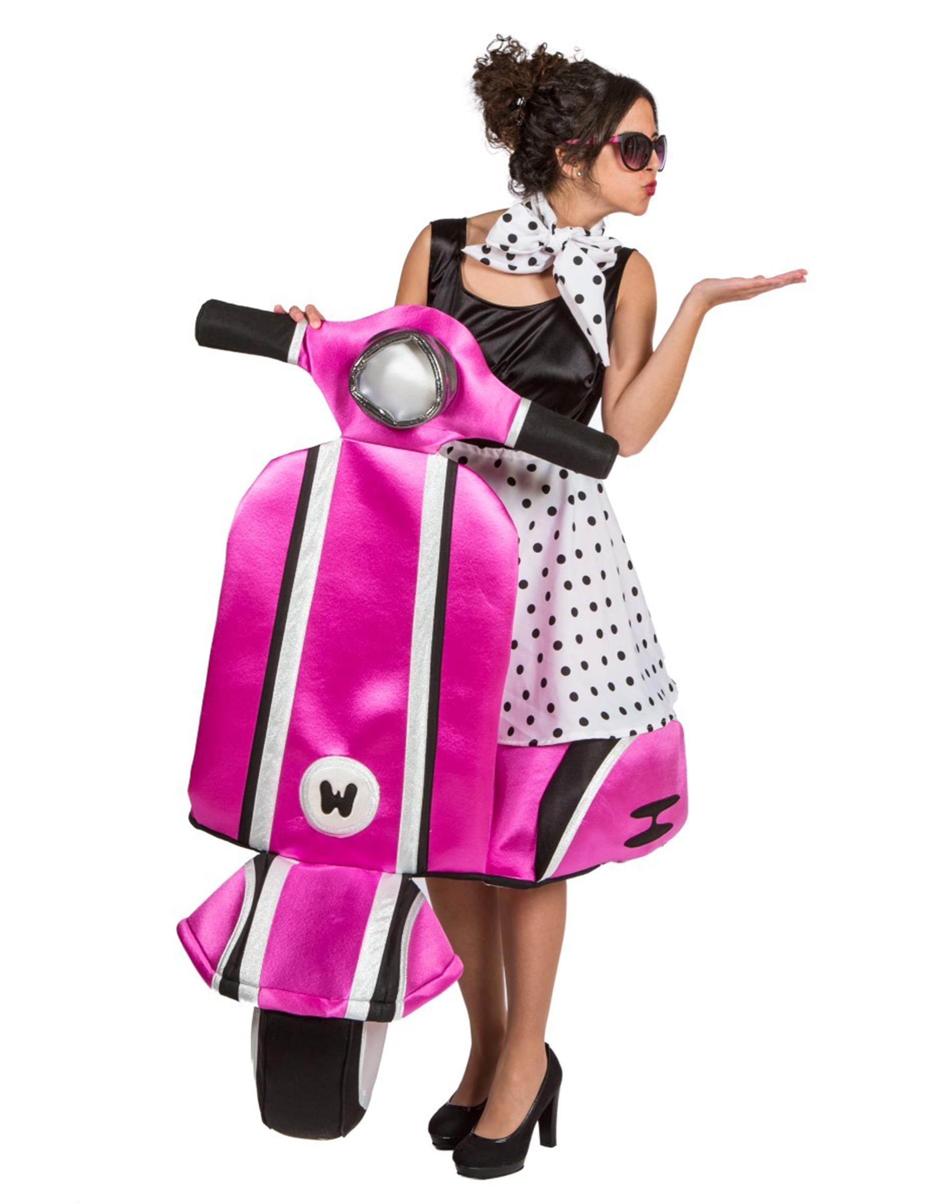 Disfraz vespa años 60 mujer - Premium: Disfraces adultos,y disfraces ...