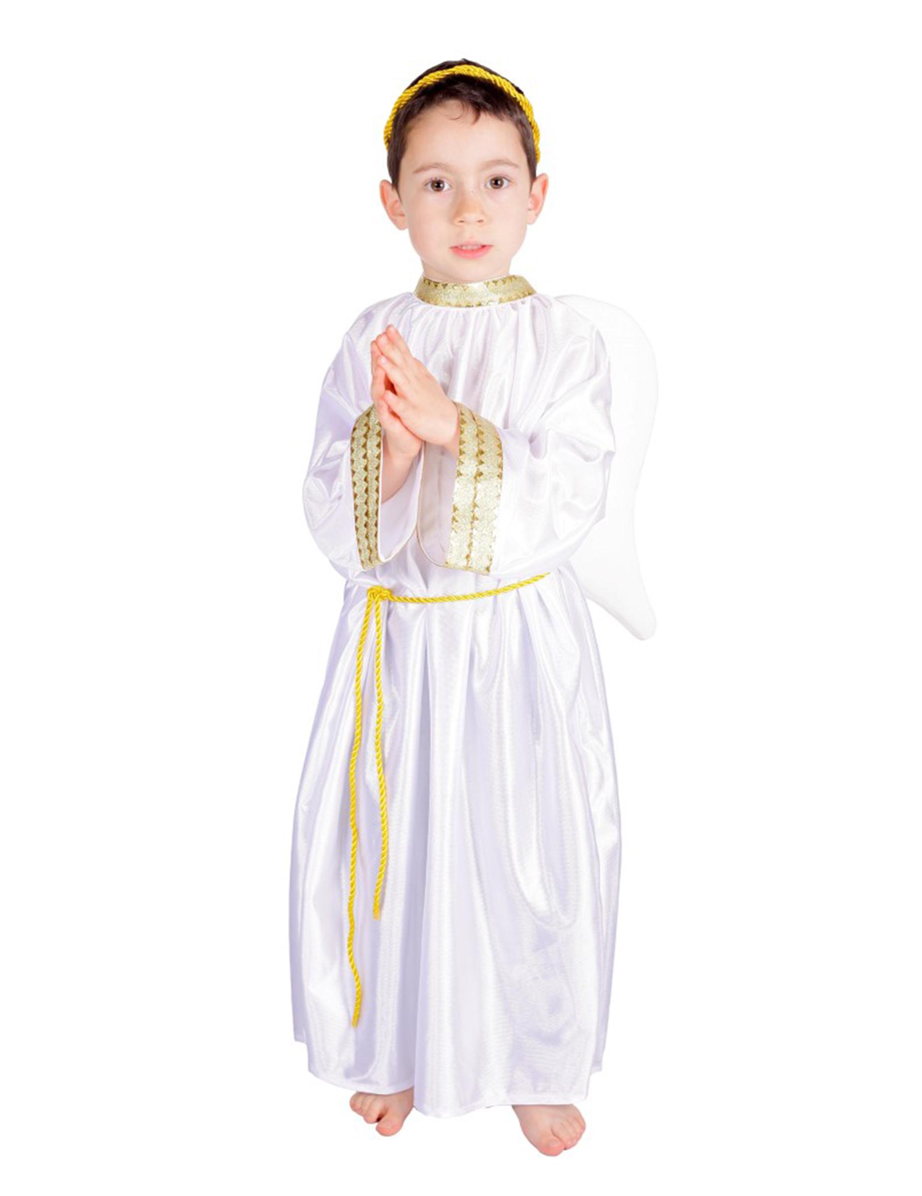 Disfraz ngel ni o disfraces ni os y disfraces originales - Disfraz de angel nino ...