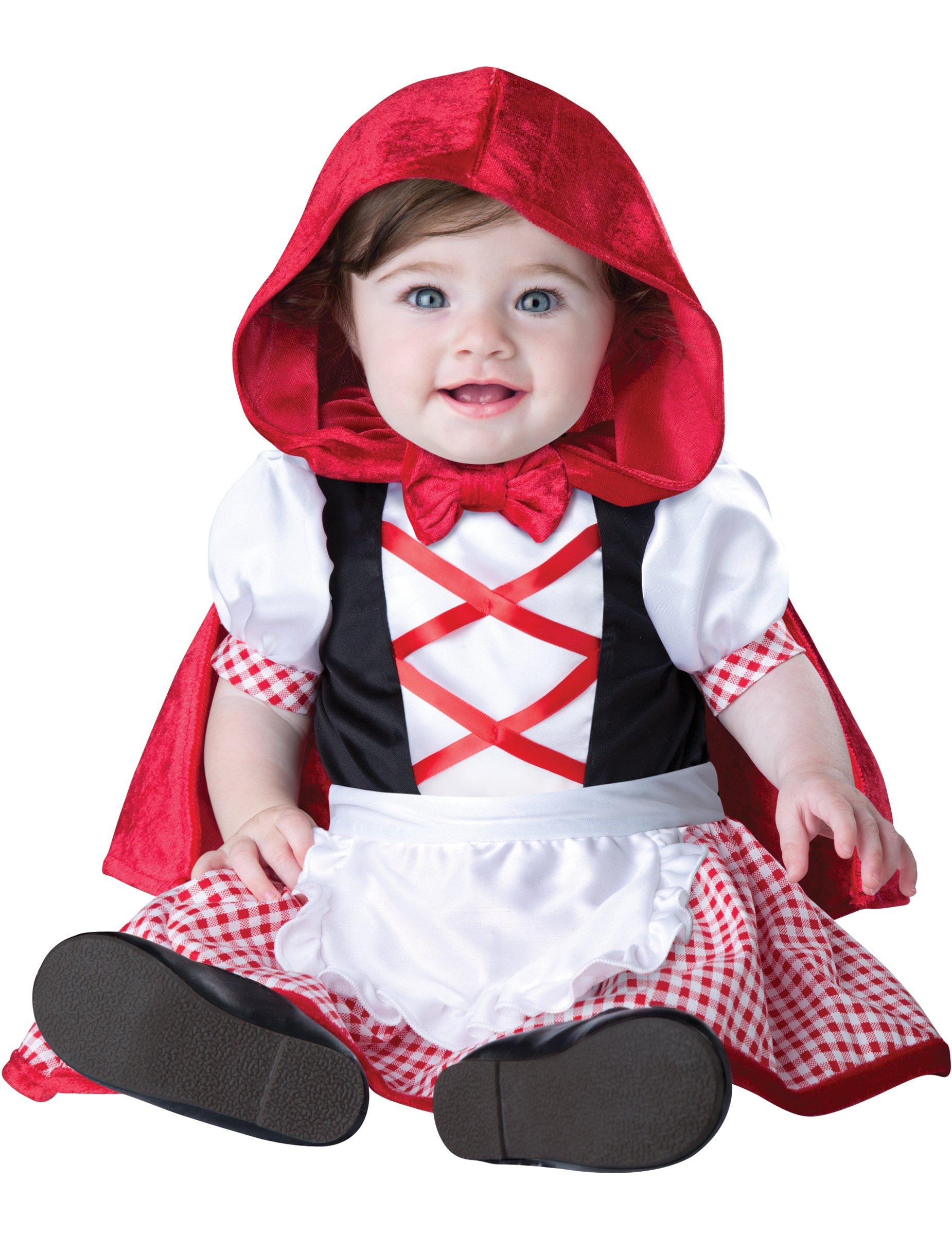 Resultado de imagen para disfraz caperucita bebe