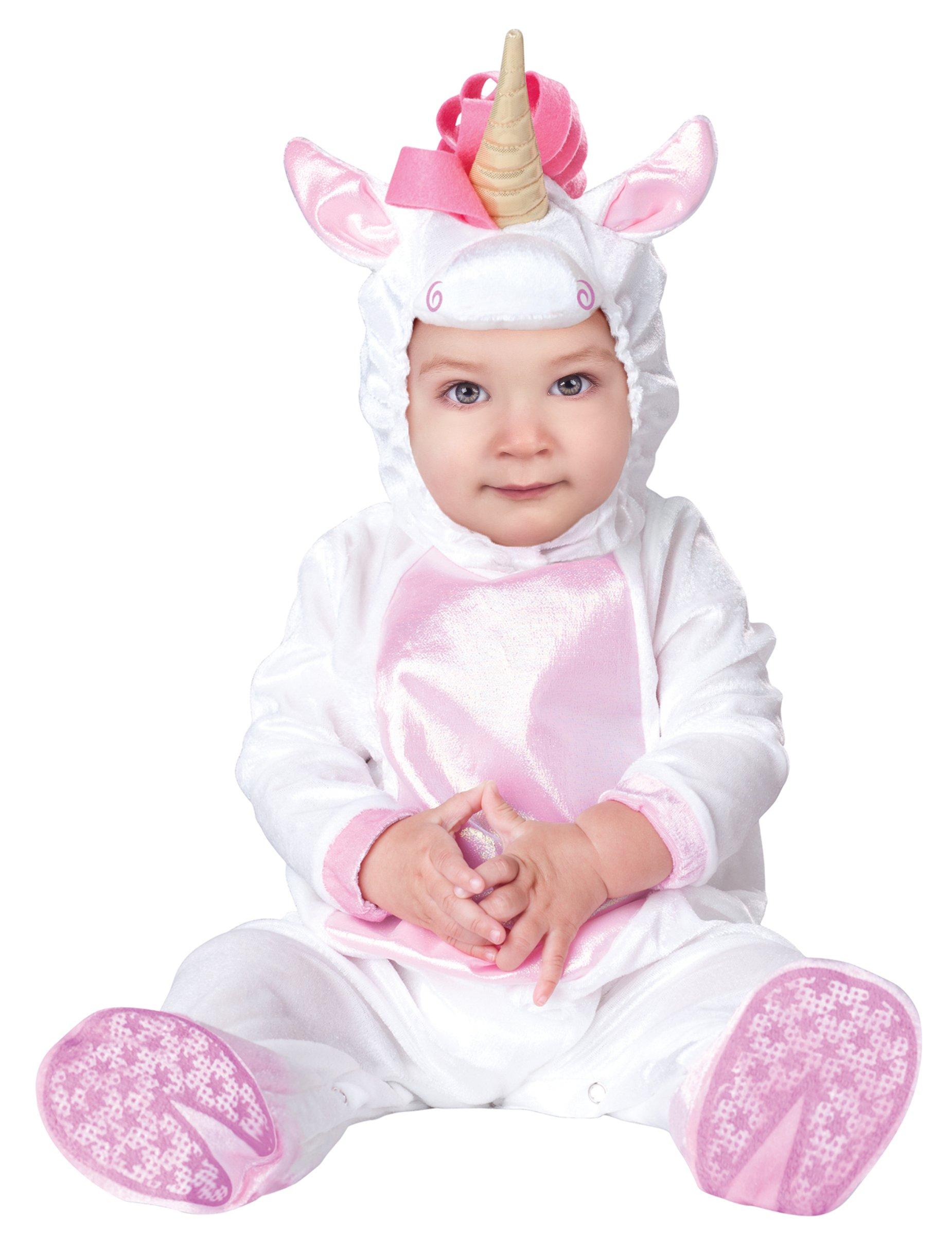 Disfraz de unicornio para beb cl sico disfraces ni os - Disfraces para bebe nina ...