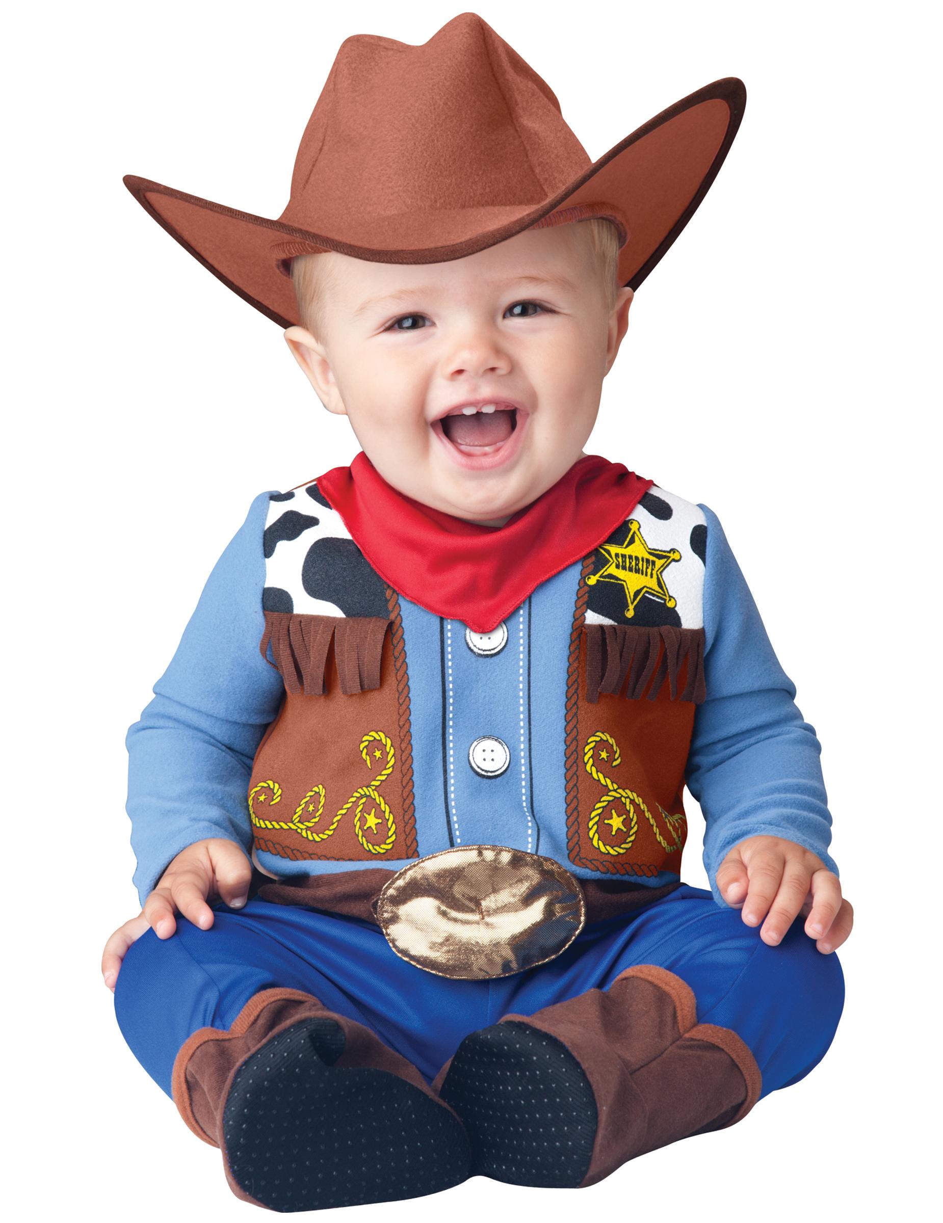 1ba93564e4d17 Disfraz cowboy para bebé clásico disfraces niños disfraces jpg 1850x2400  Disfraces de vaquero para bebes