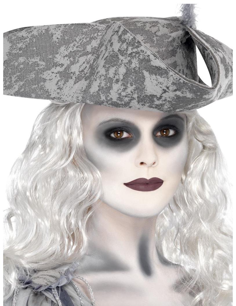 Set De Maquillaje De Pirata De Mares Para Mujer Maquillaje Y - Maquillaje-de-pirata-para-mujer