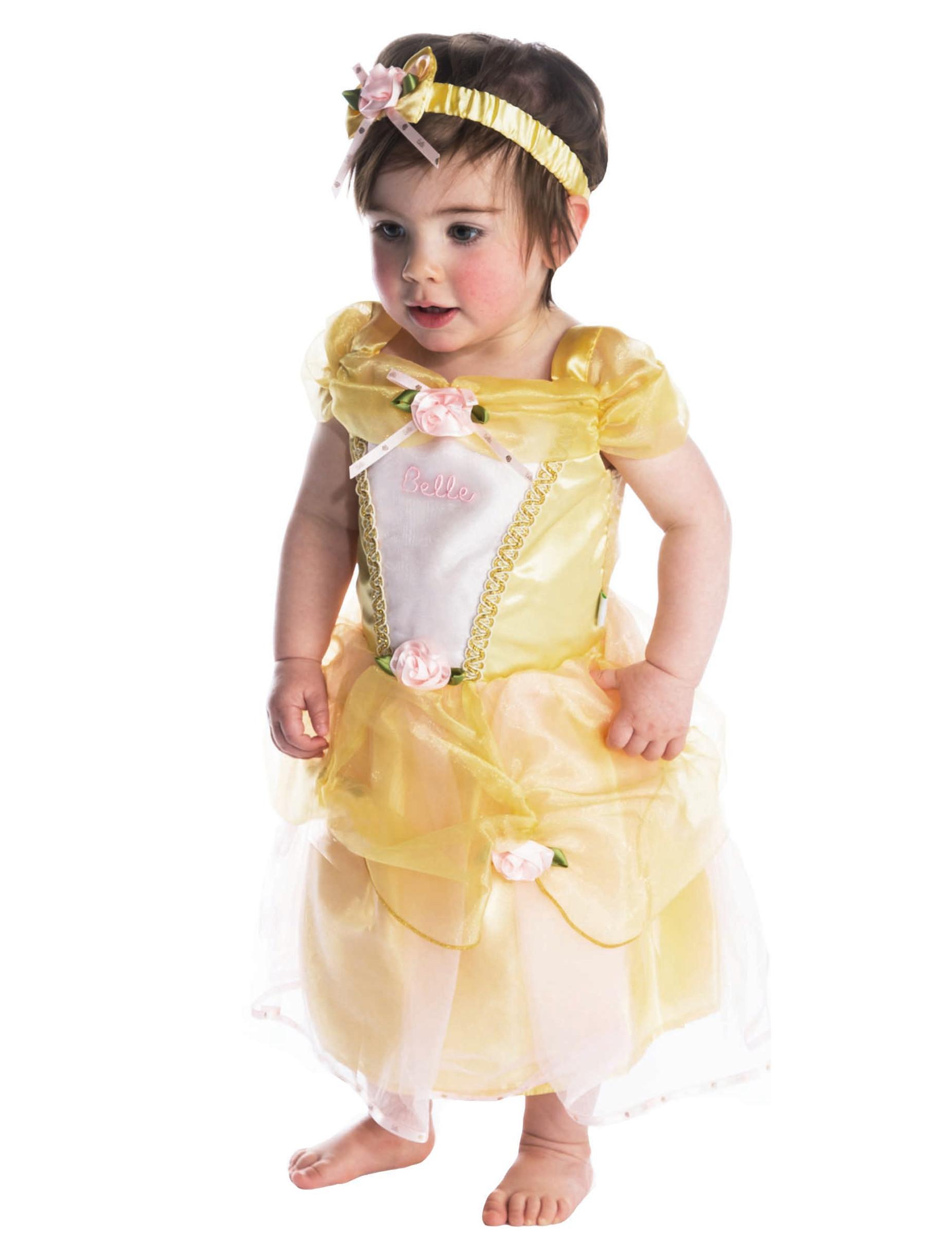 852f4cba565 Disfraz de Bella™ bebé Deluxe  Disfraces niños