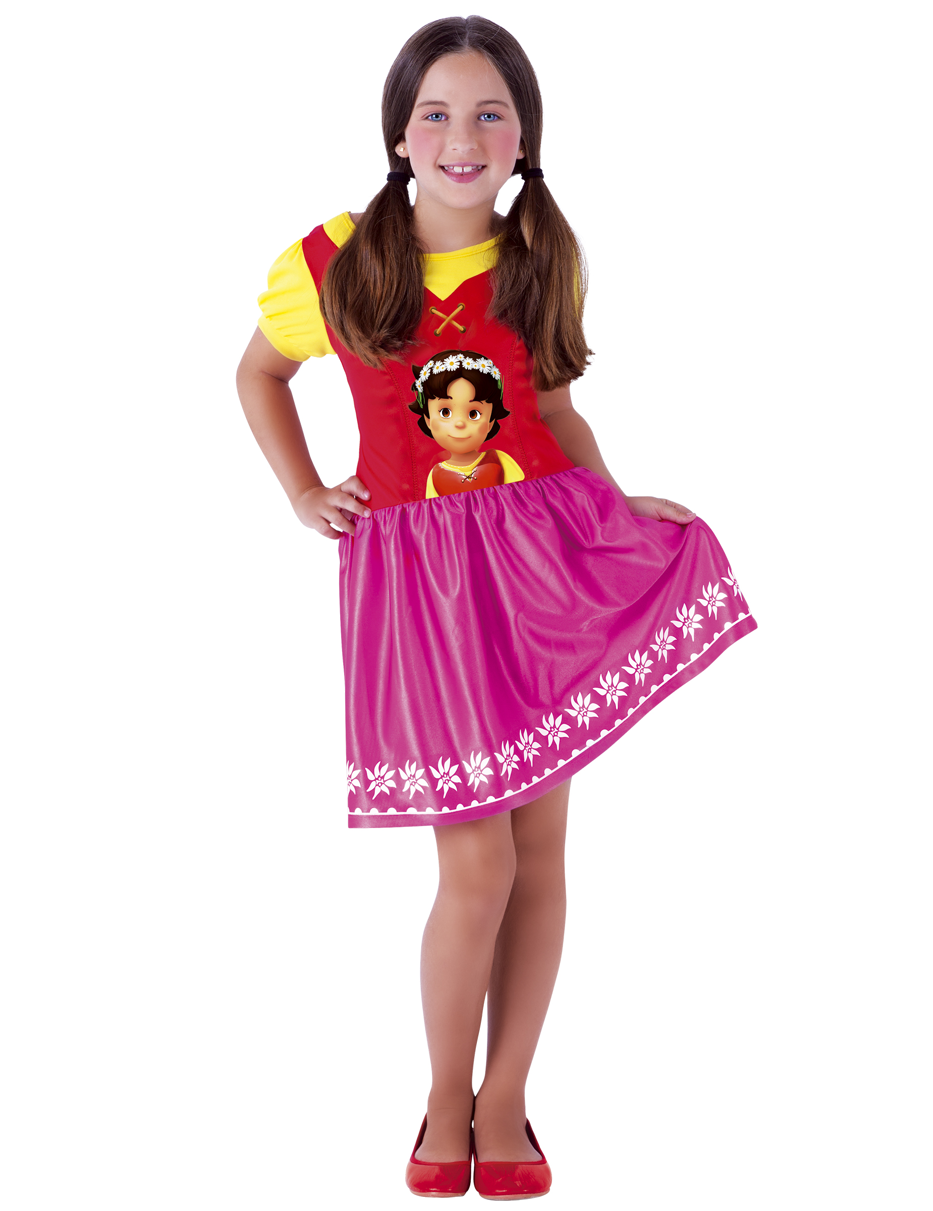 Disfraz de Heidi™ niño: Disfraces niños,y disfraces originales ...