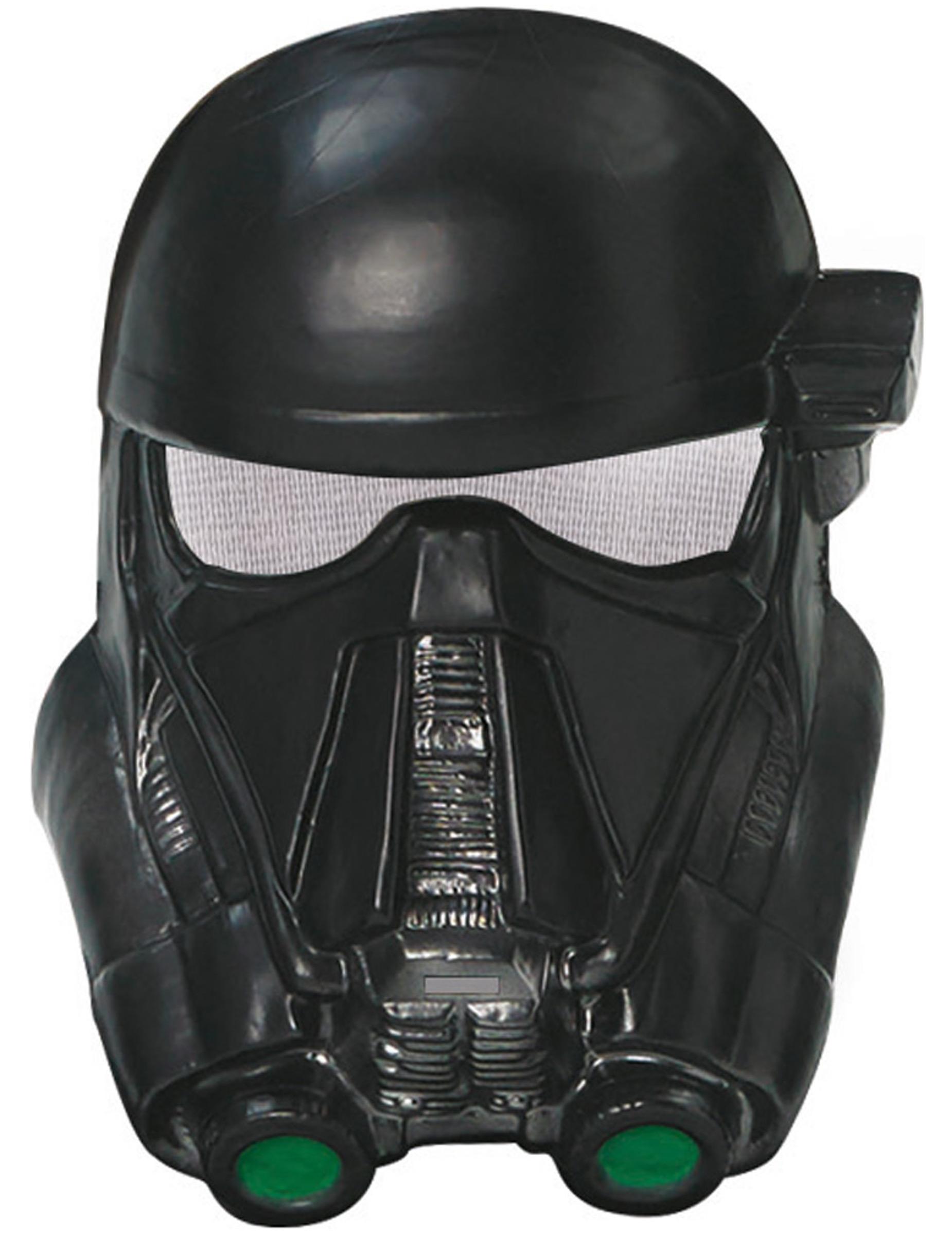 Máscara Death Trooper-Star Wars Rogue One™: Máscaras,y disfraces ...