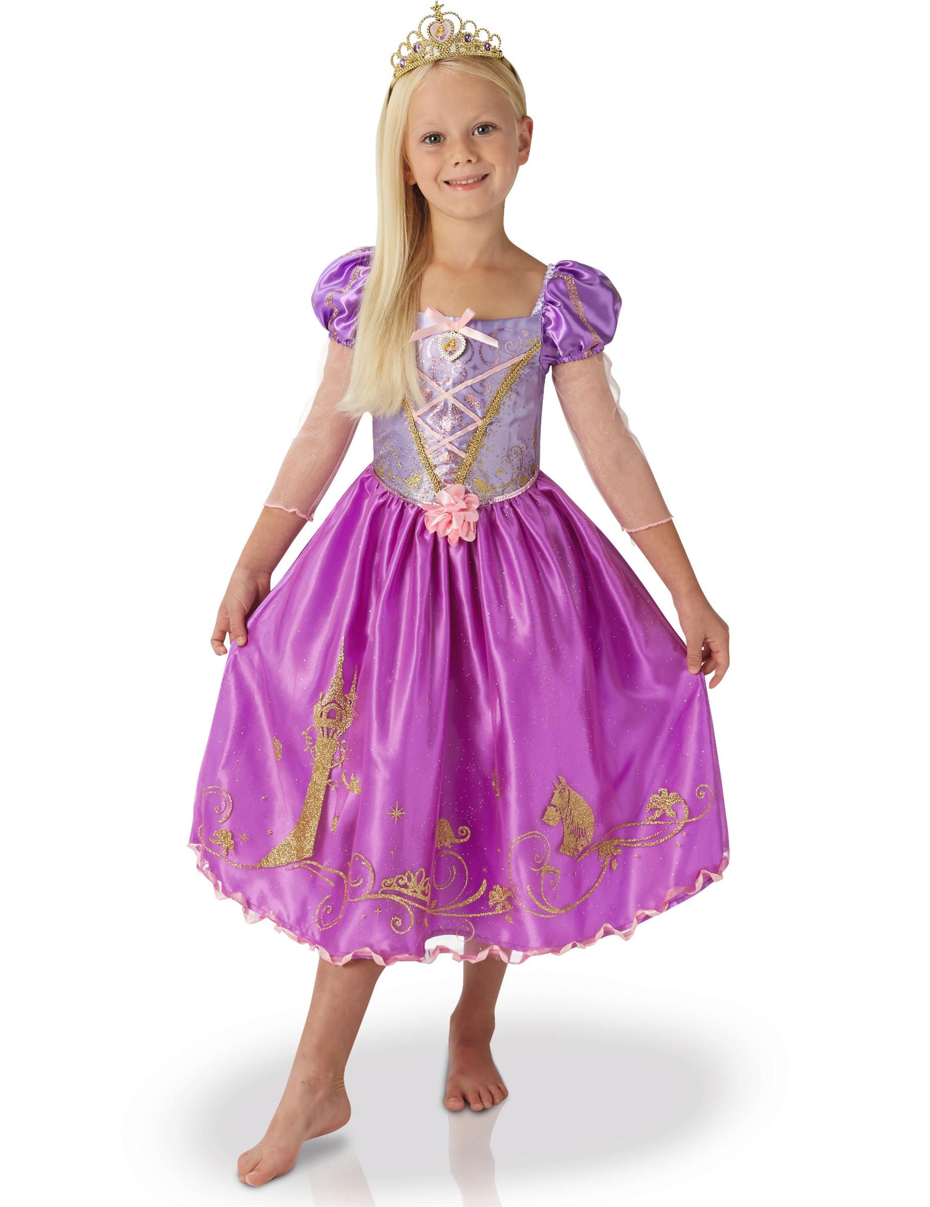 Disfraz Rapunzel Story Teller Ni 241 A Disfraces Ni 241 Os Y
