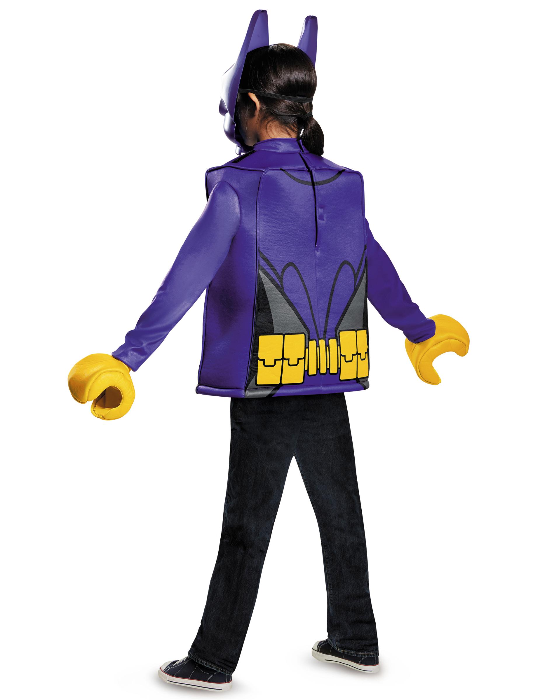 Disfraz clásico Batgirl LEGO movie® niña: Disfraces niños,y ...