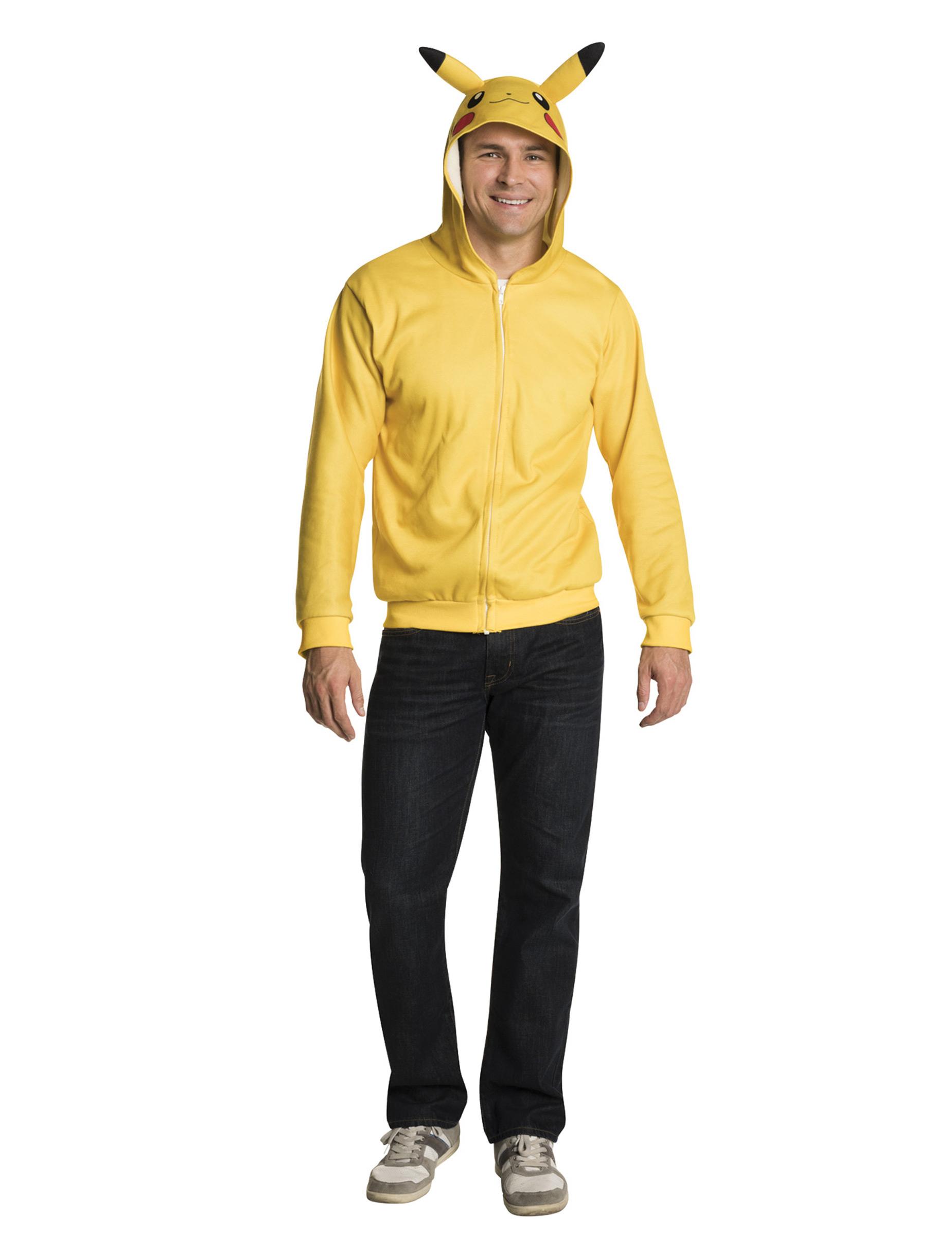Disfraz Pikachu de Pokémon™ para hombre  Disfraces adultos 0400bdfd909