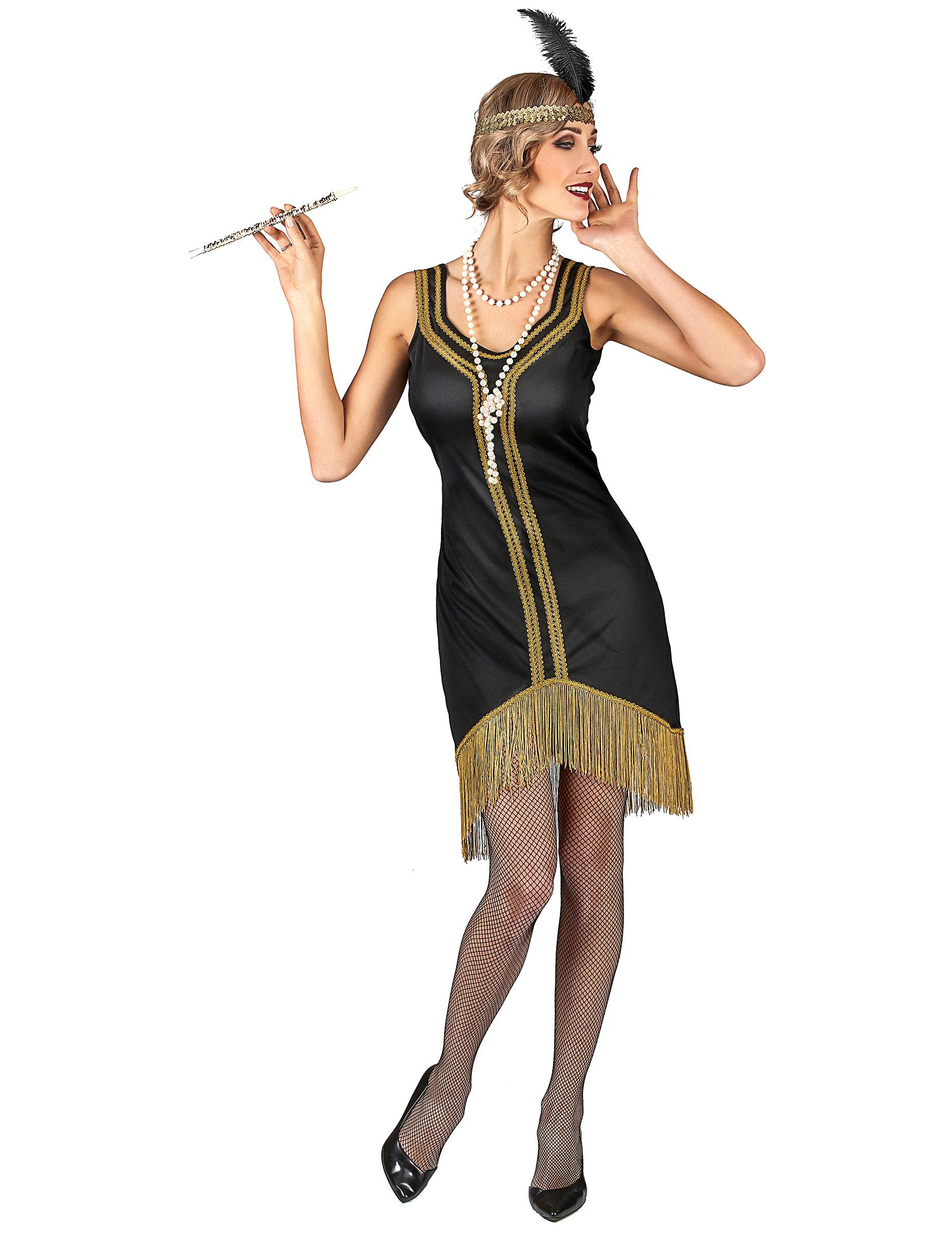 Los freddys la del vestido negro