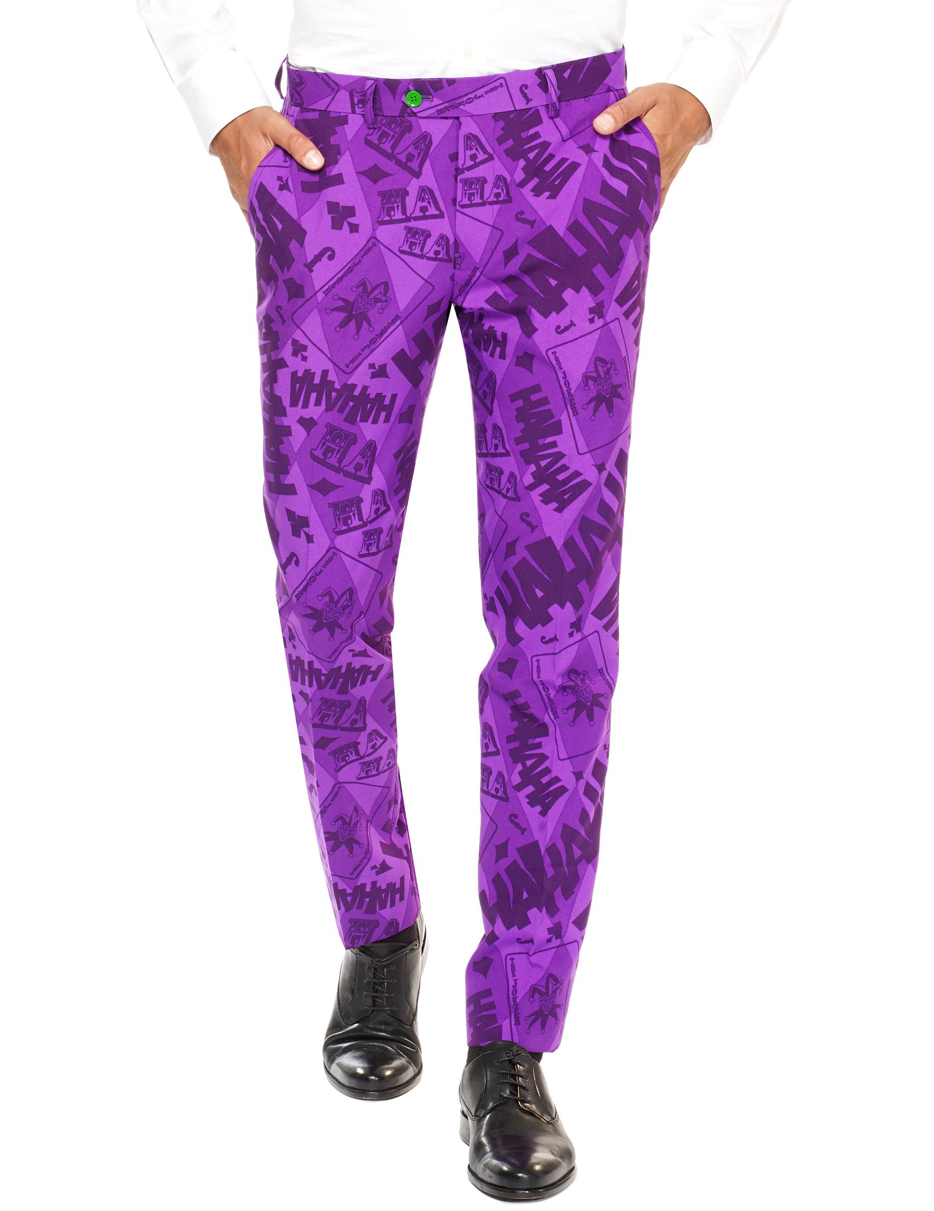 Traje Mr. Joker™ hombre Opposuits™: Disfraces adultos,y disfraces ...