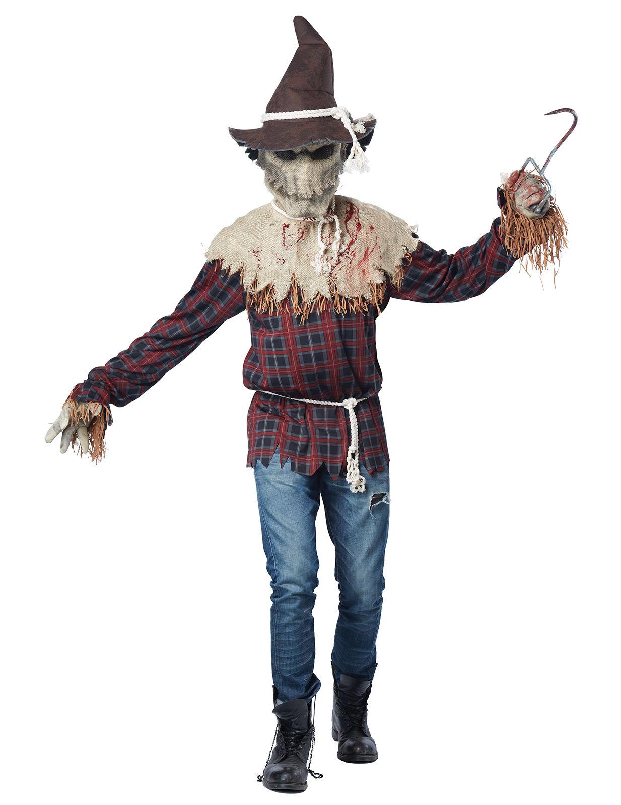 Disfraz espantapjaros hombre Disfraces adultosy disfraces