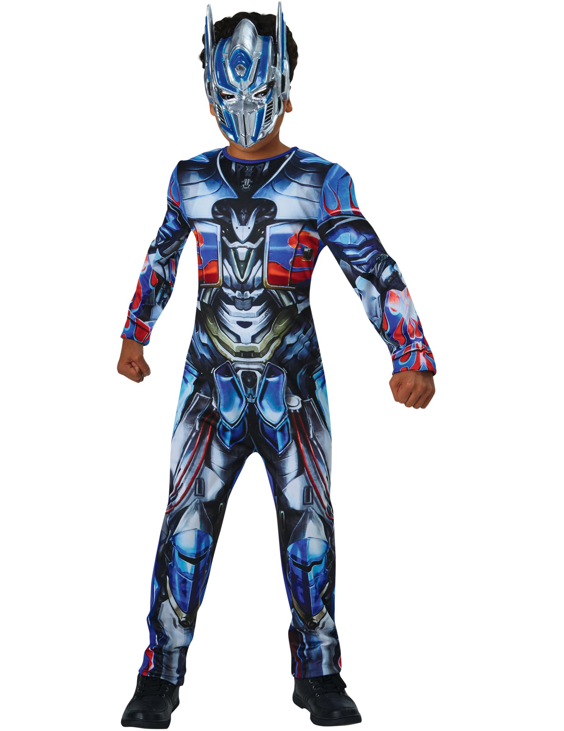 disfraz para ninos de optimus prime