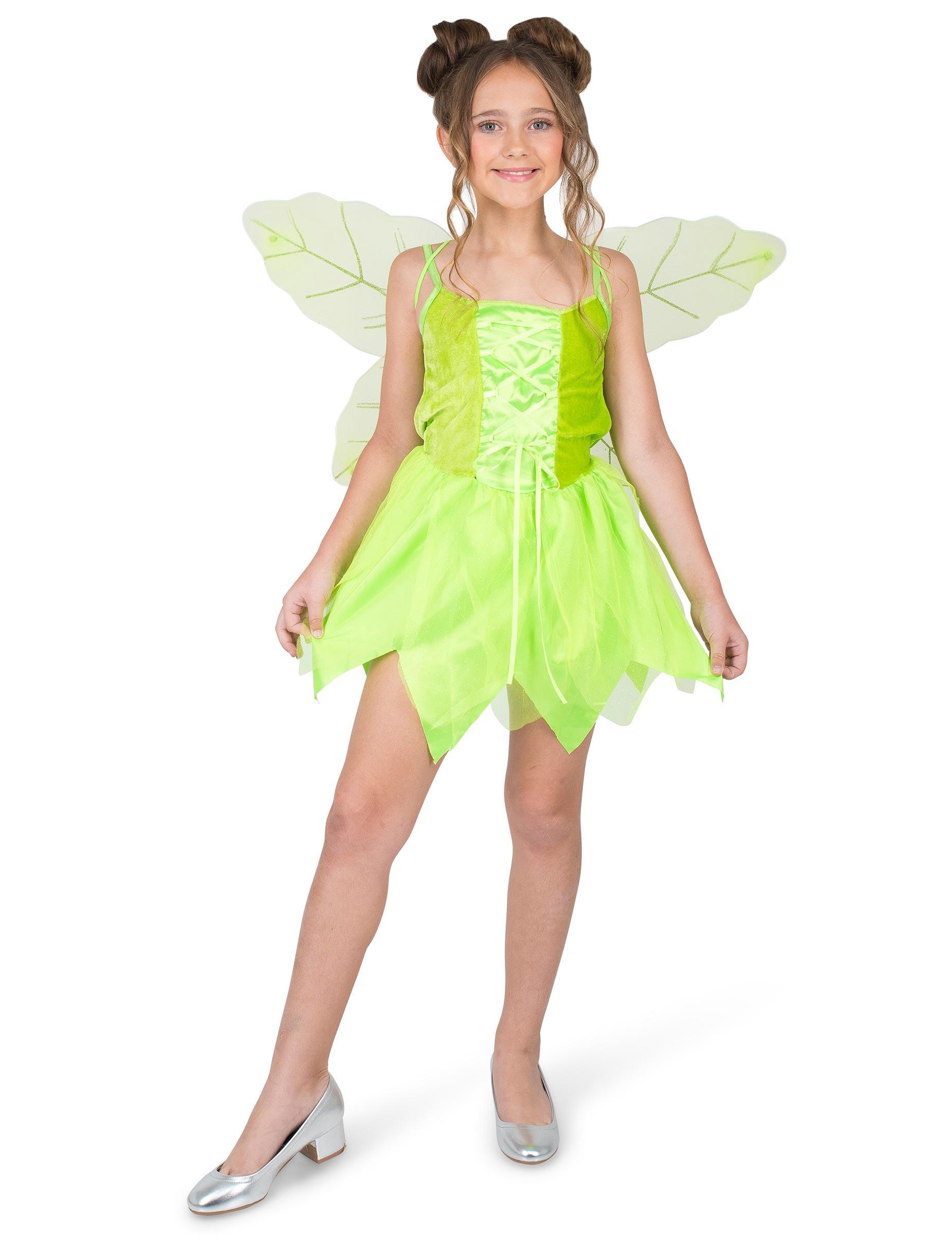 7abf15dc463 Disfraz de hada del bosque encantada niña  Disfraces niños