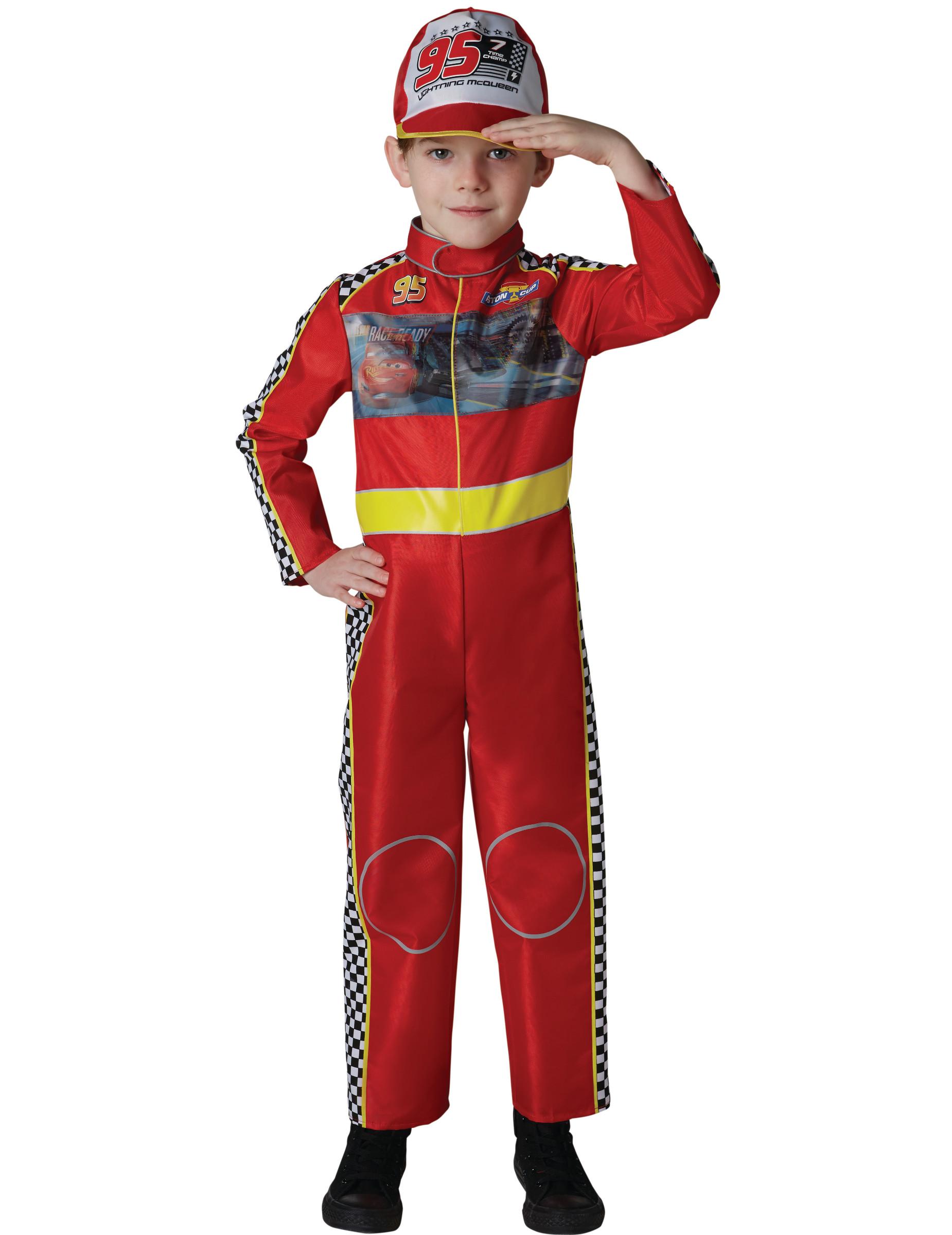 Disfraz de piloto de carrera Cars 3™ niño: Disfraces niños,y ...