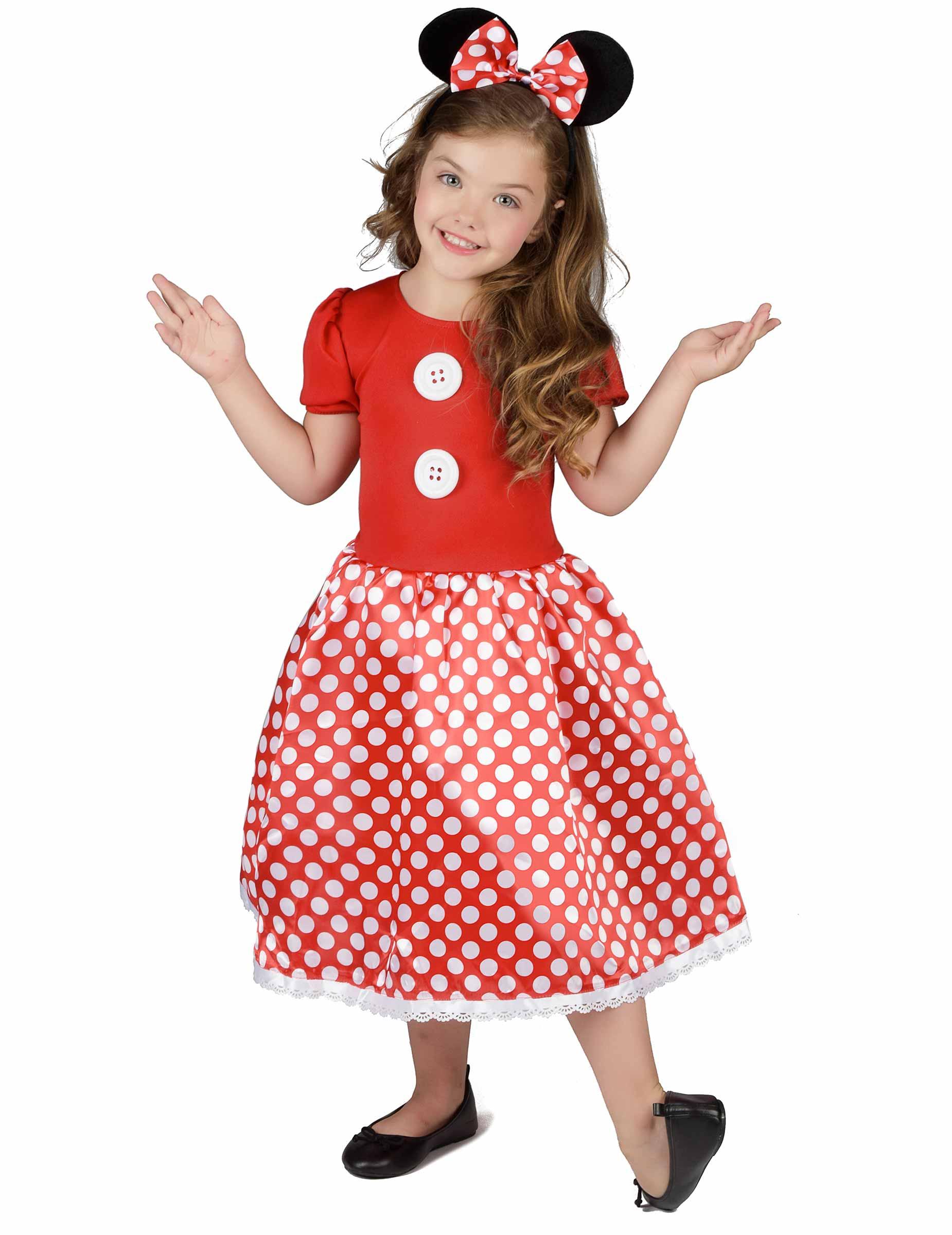 Disfraces niños Animales Ratón, trajes de Carnaval niña y niño ...